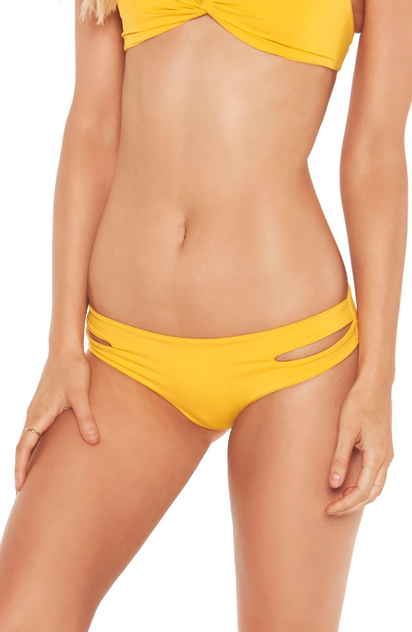 Alternate Image 1 Selected - L Space 'Estella' Bikini Bottoms