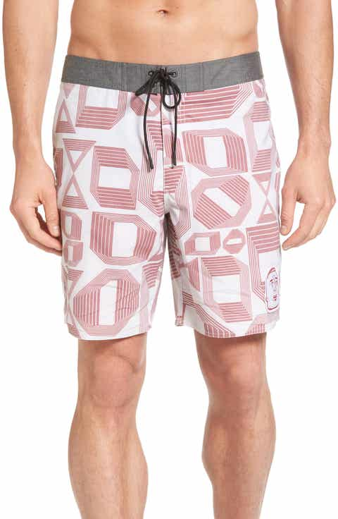RVCA Barry III Swim Trunks