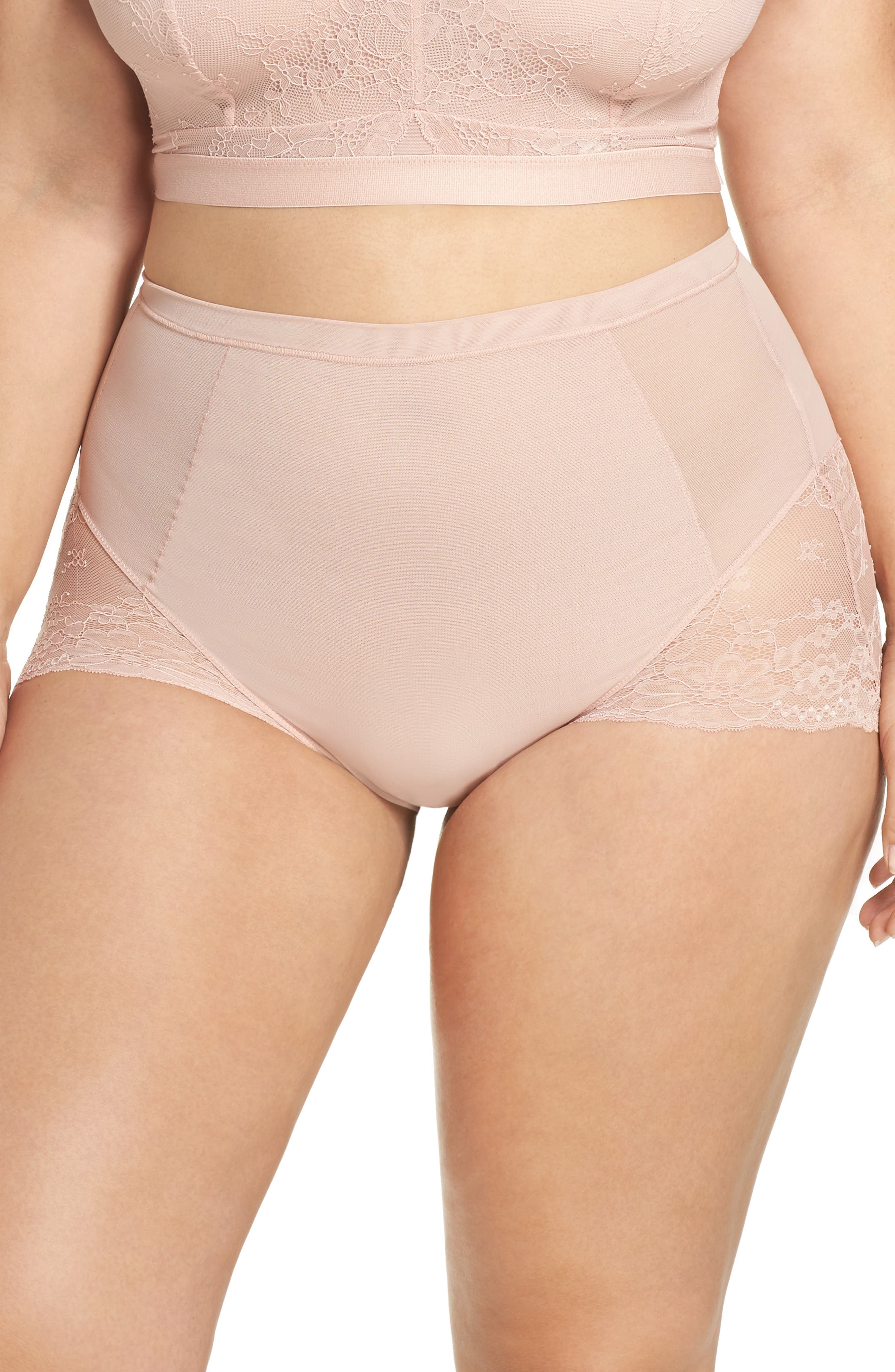 SPANX® Spotlight On Lace Briefs (Plus Size)