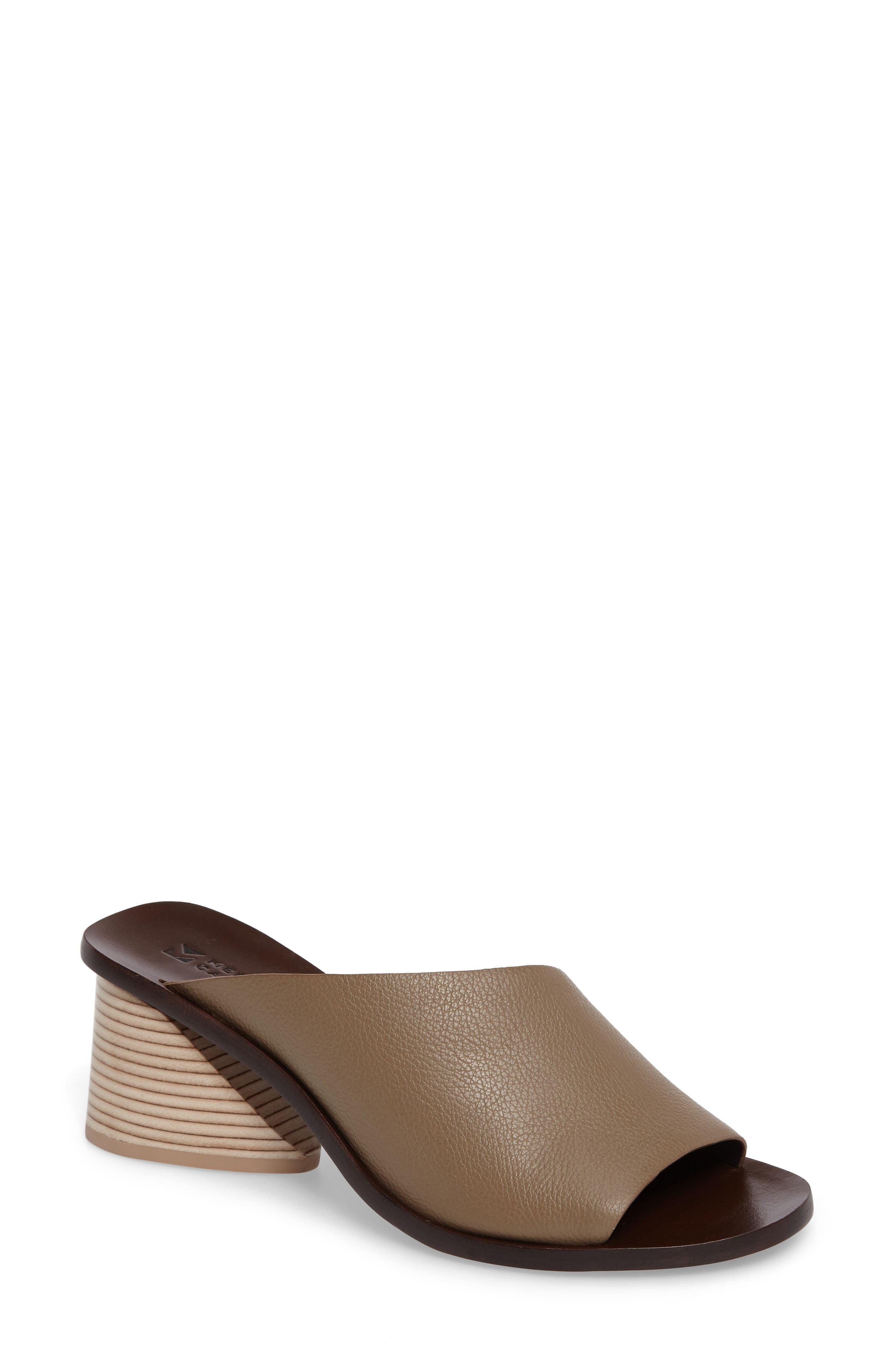 Alternate Image 1 Selected - Mercedes Castillo Izar Slide Sandal (Women)