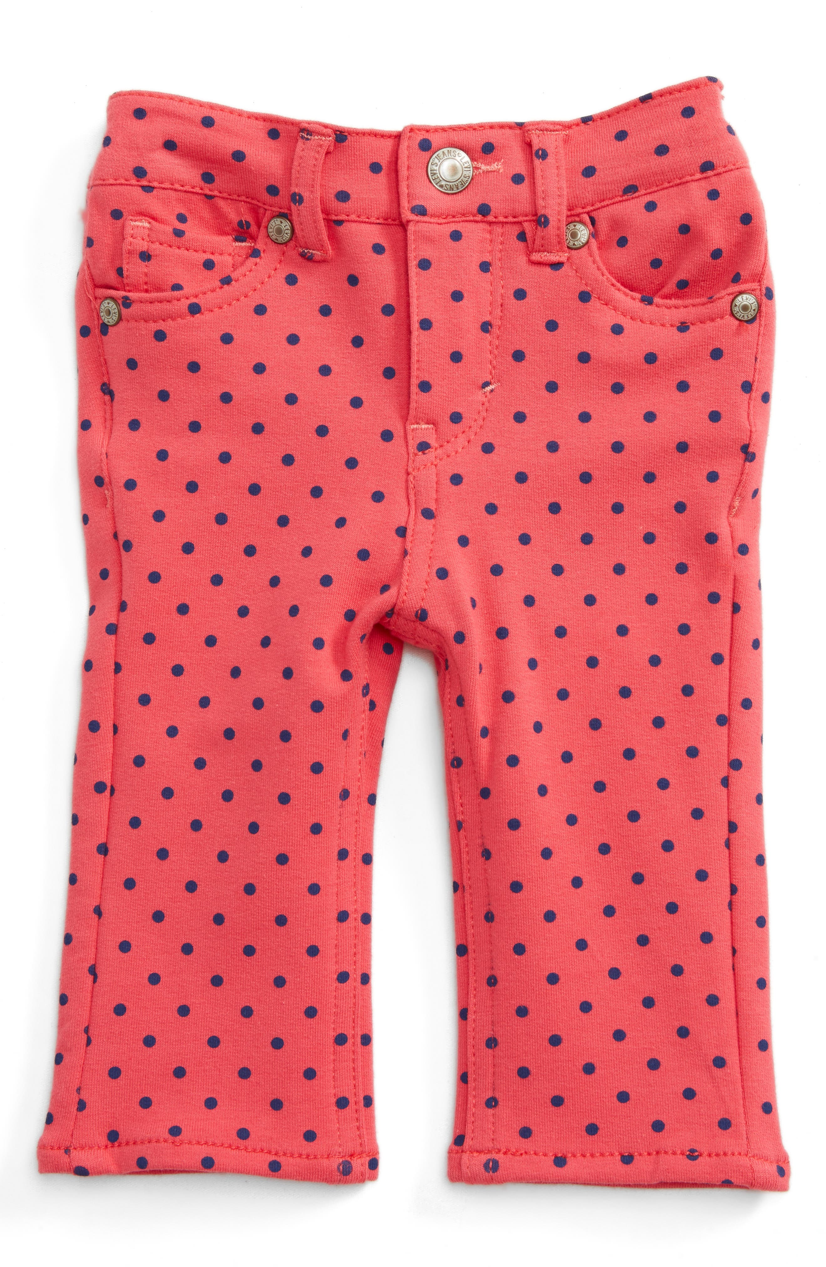 Levi's® Beverly Knit Skinny Jeans (Baby Girls)