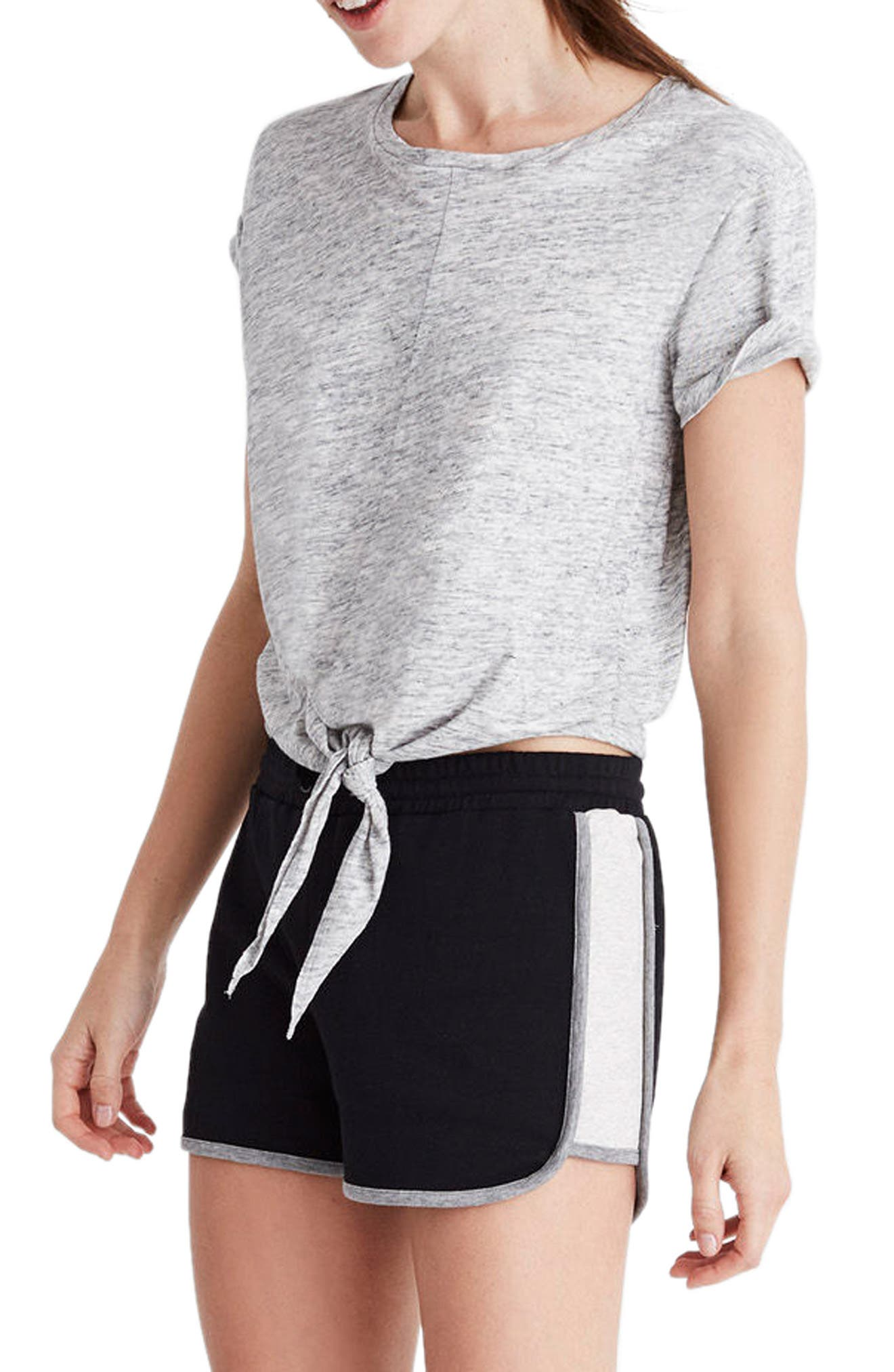 Madewell Offline Colorblock Shorts