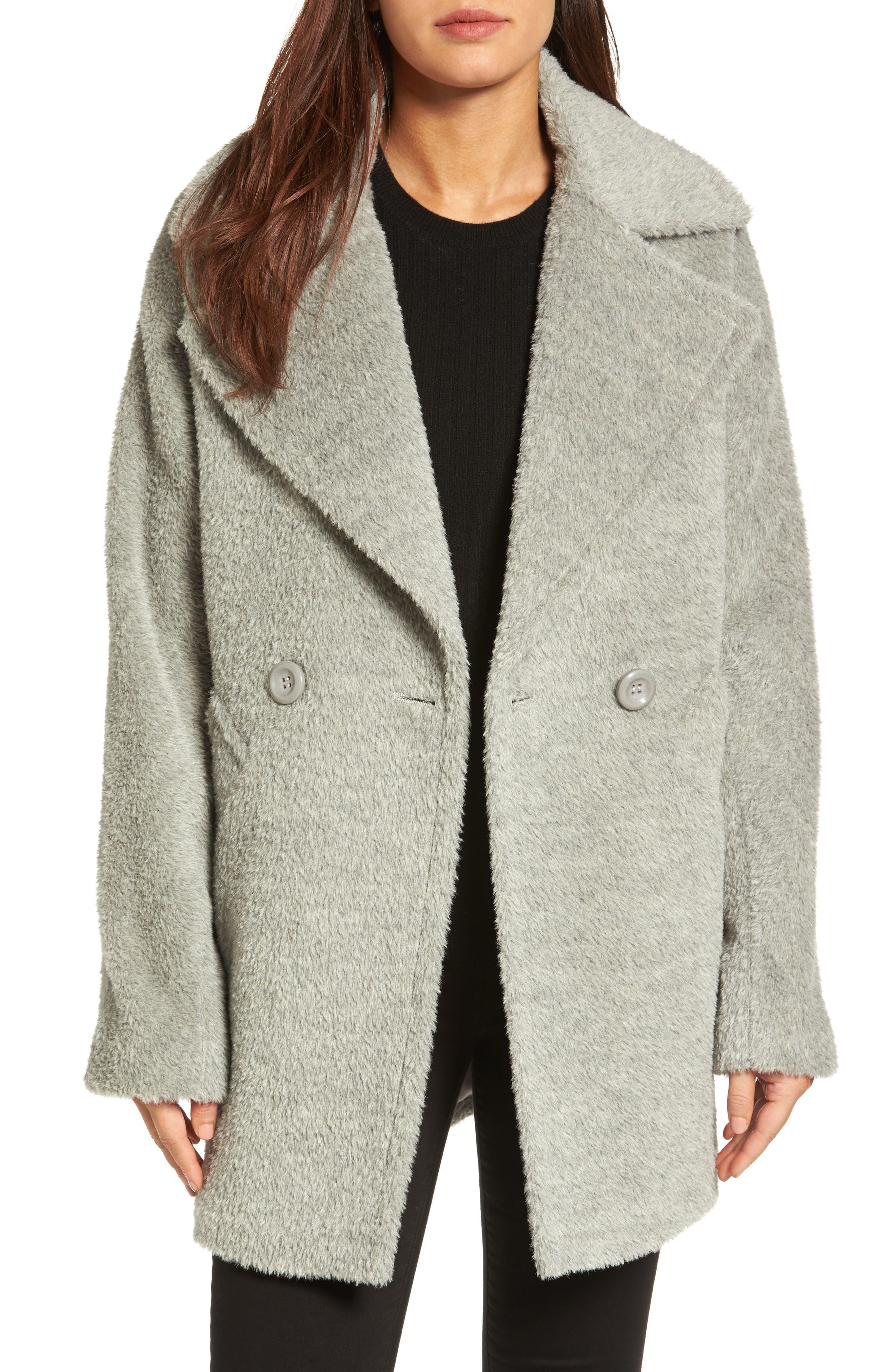Trina Turk Nancy Double Breasted Coat