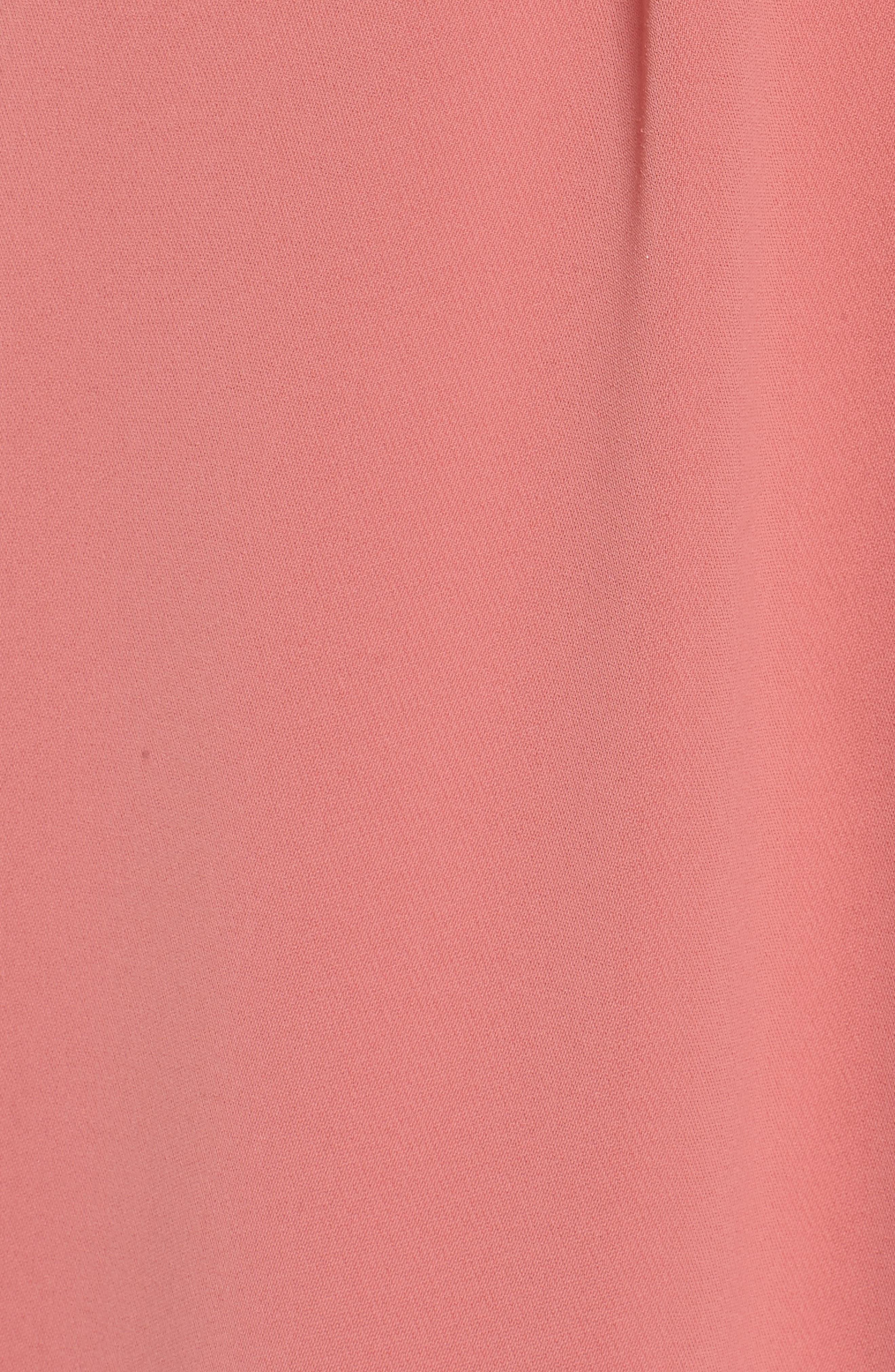 Alternate Image 5  - Everly Ruffle Wrap Maxi Dress