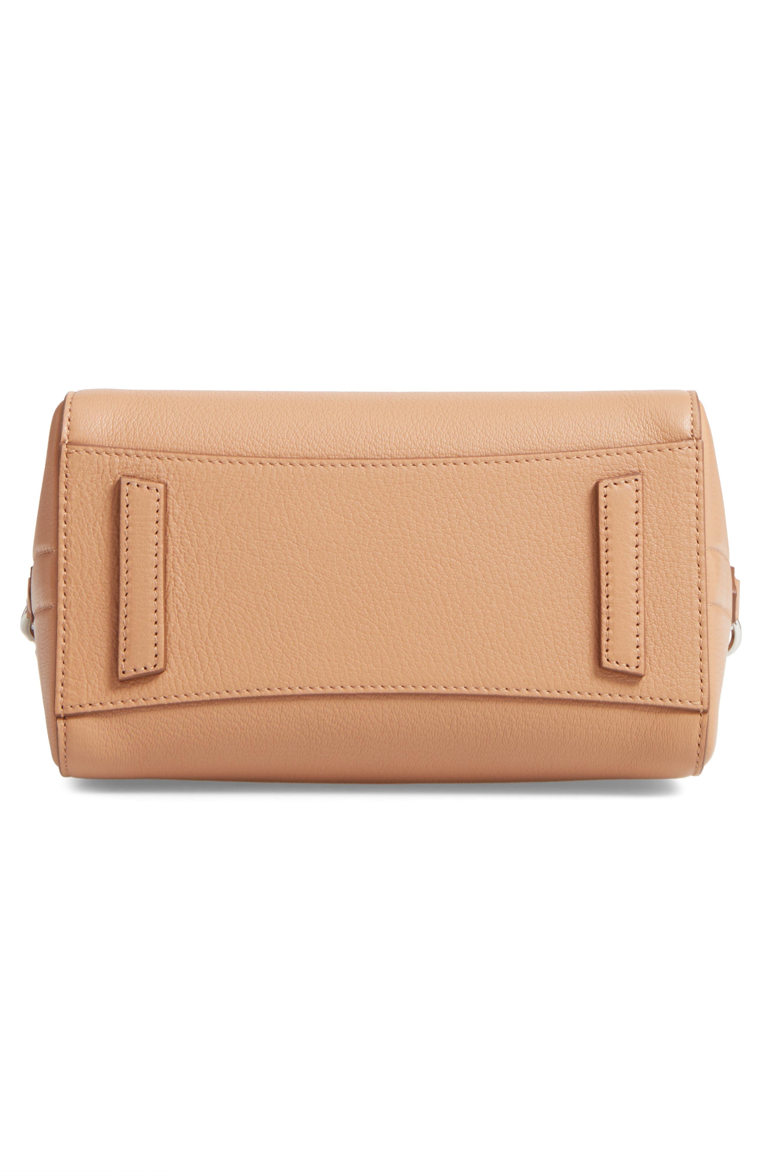 Alternate Image 4  - Givenchy 'Mini Antigona' Sugar Leather Satchel