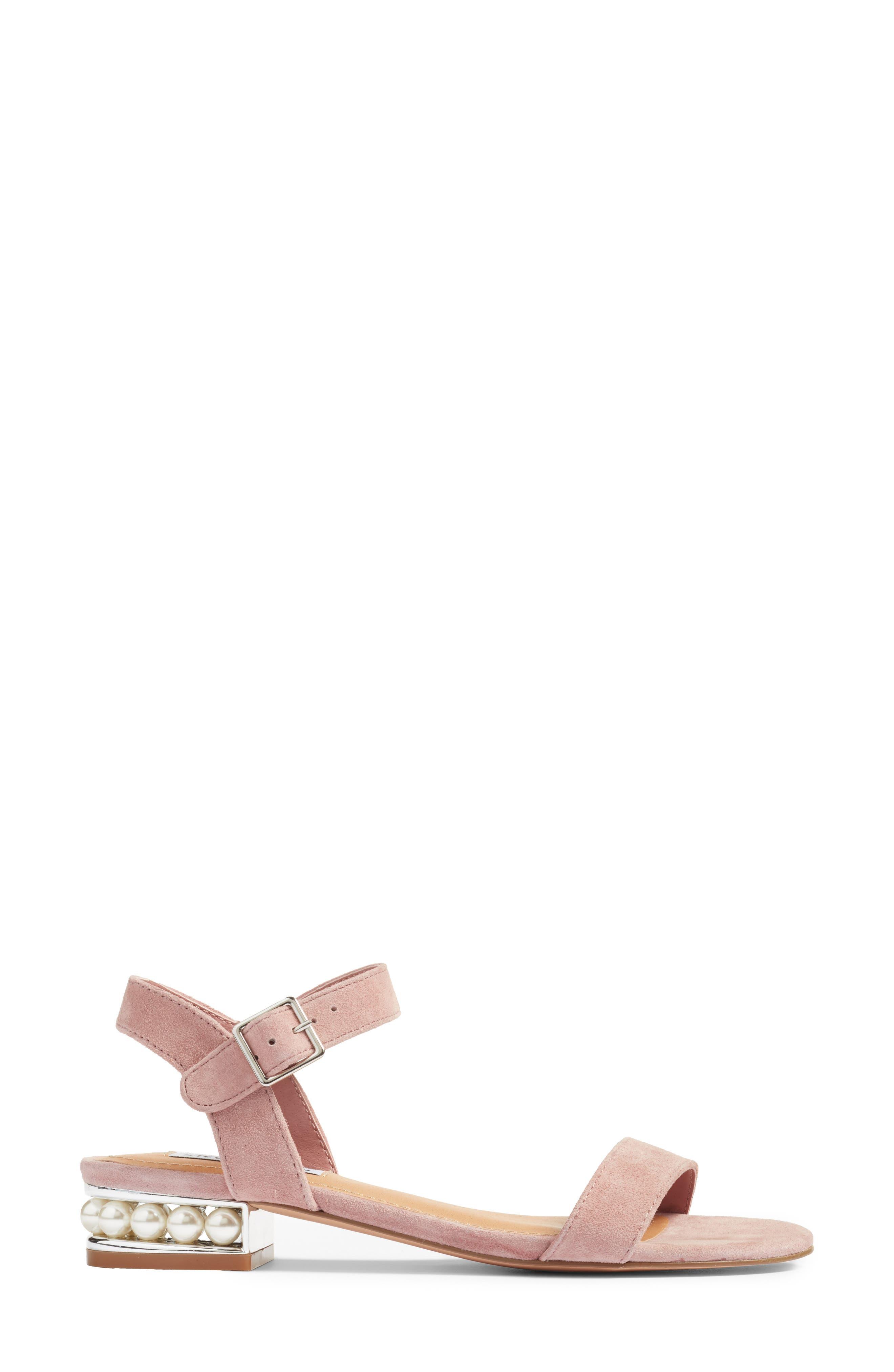 Alternate Image 3  - Steve Madden Embellished Sandal (Women)