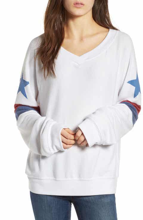 Wildfox Stars   Stripes Sweatshirt