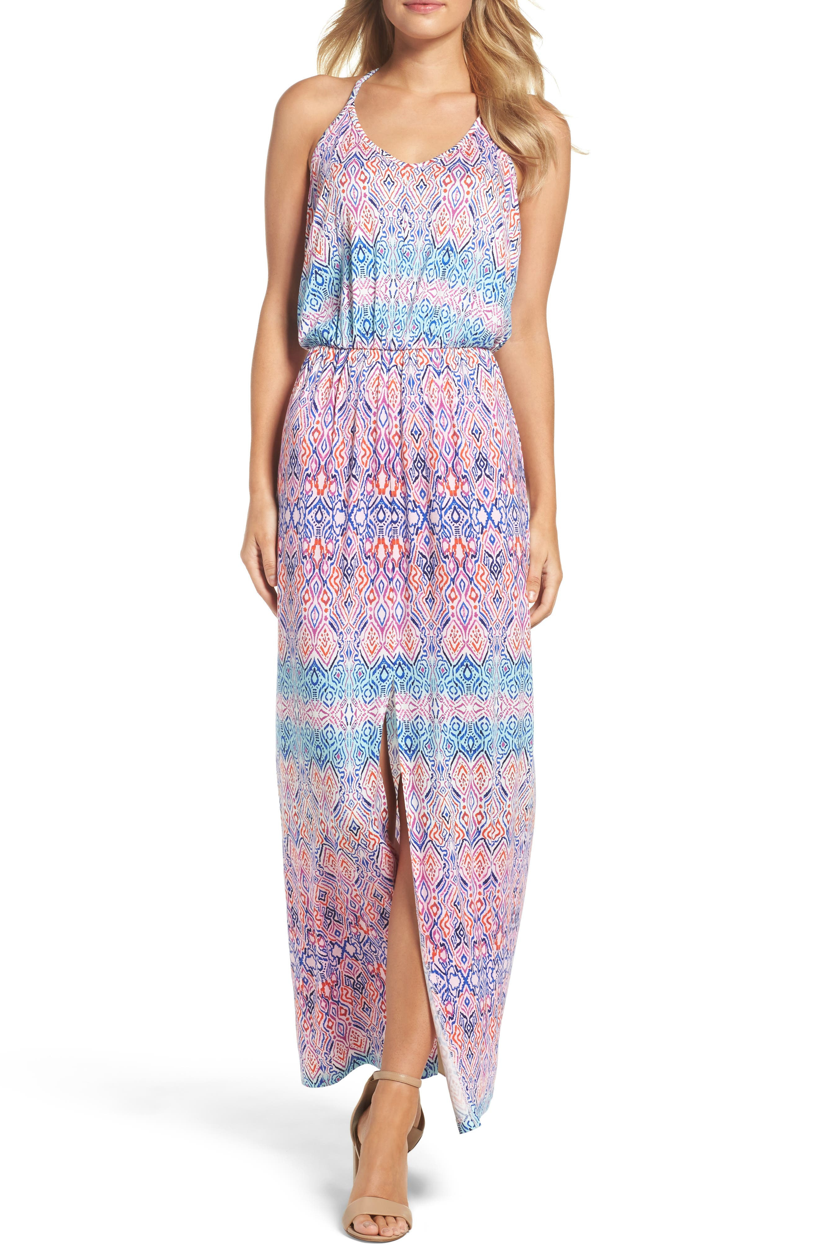 Felicity & Coco Jersey Maxi Dress (Regular & Petite) (Nordstrom Exclusive)