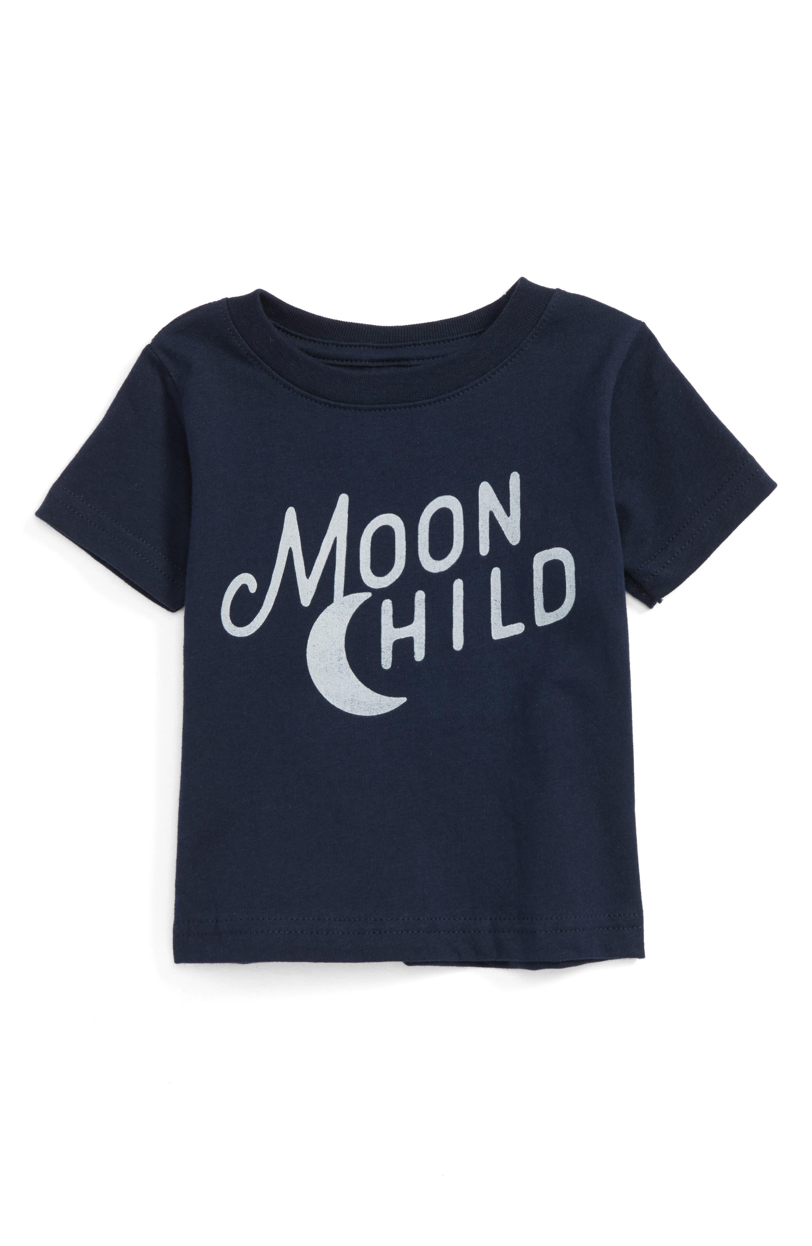 Kid Dangerous Moon Child Tee (Baby Girls)