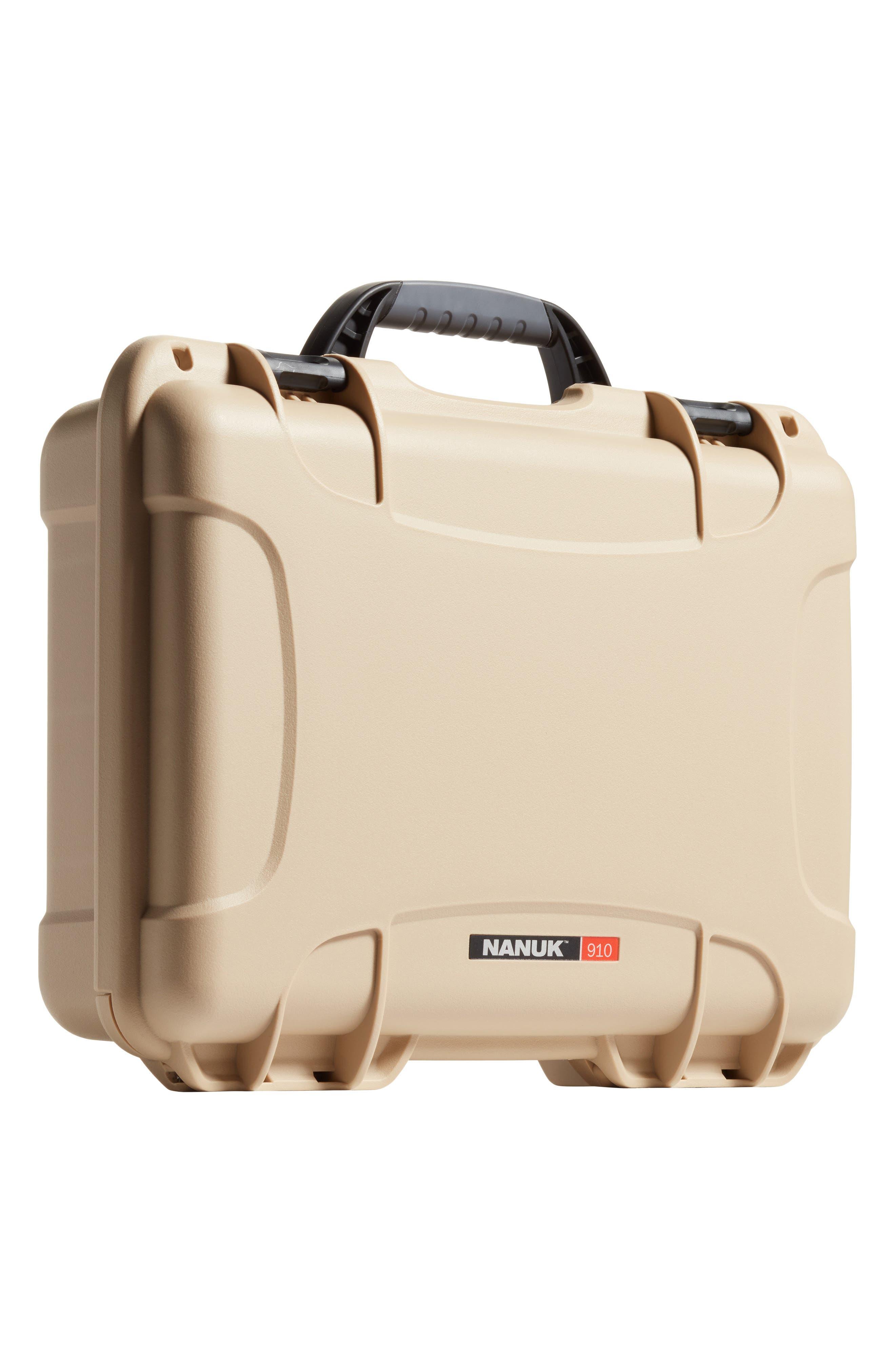 Nanuk 910 Waterproof Hard Case