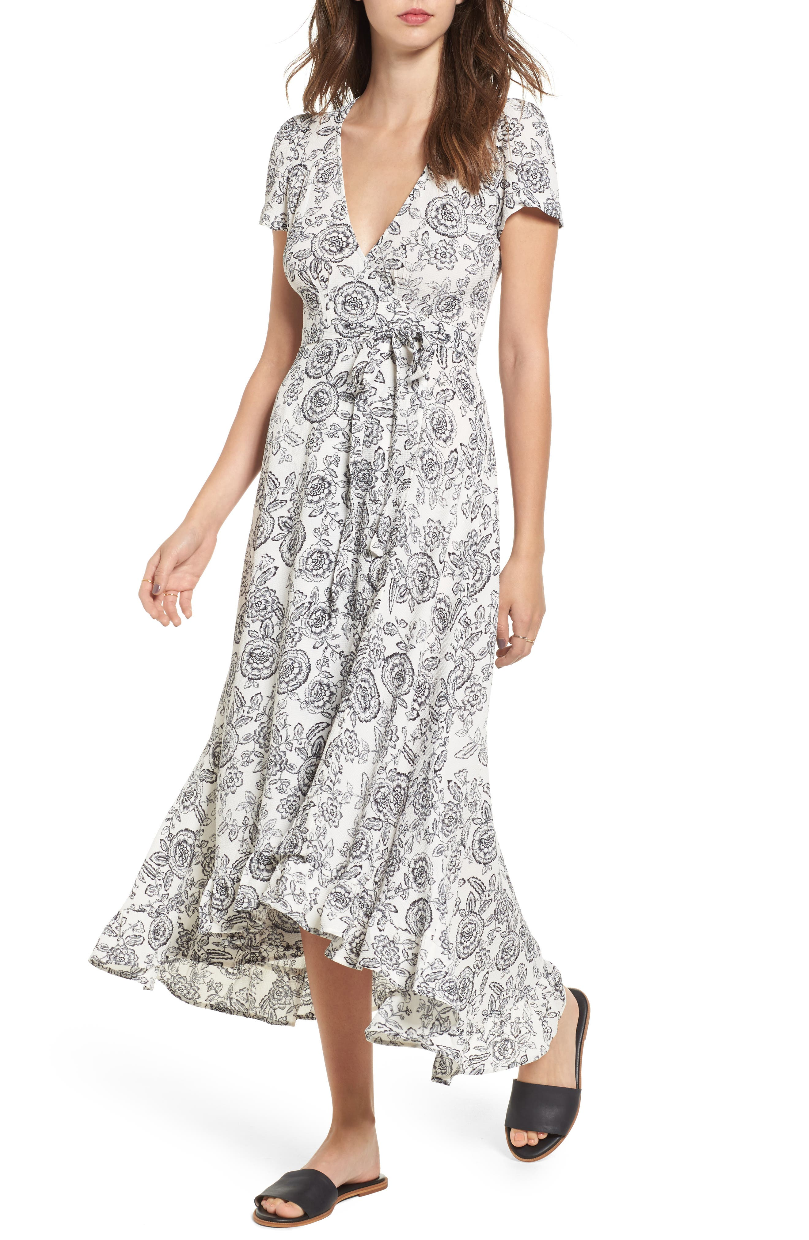 Lira Clothing Arabella Wrap Dress