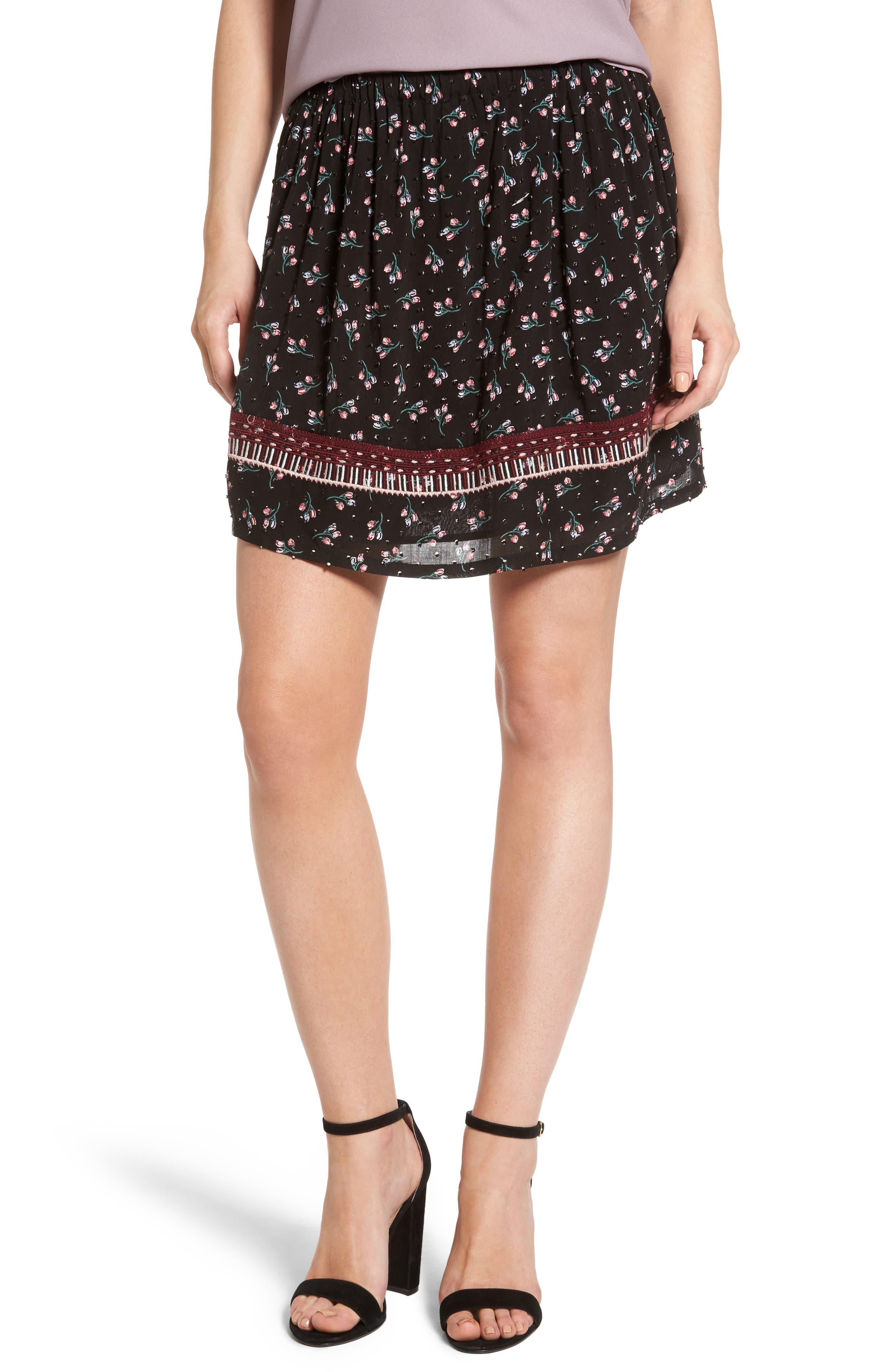 Ella Moss Florica Skirt