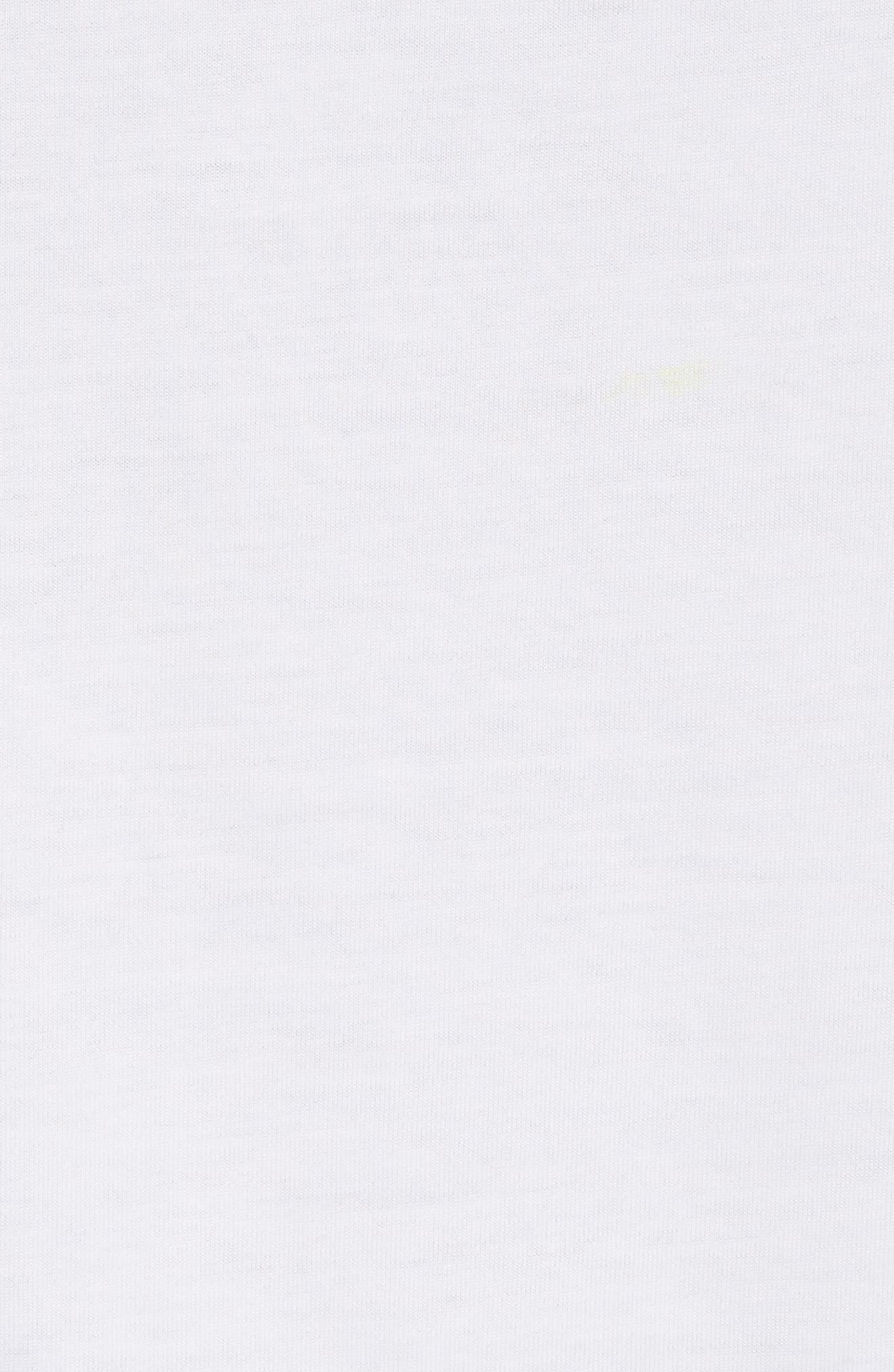 Alternate Image 5  - Burberry Brit 'Tunworth' T-Shirt