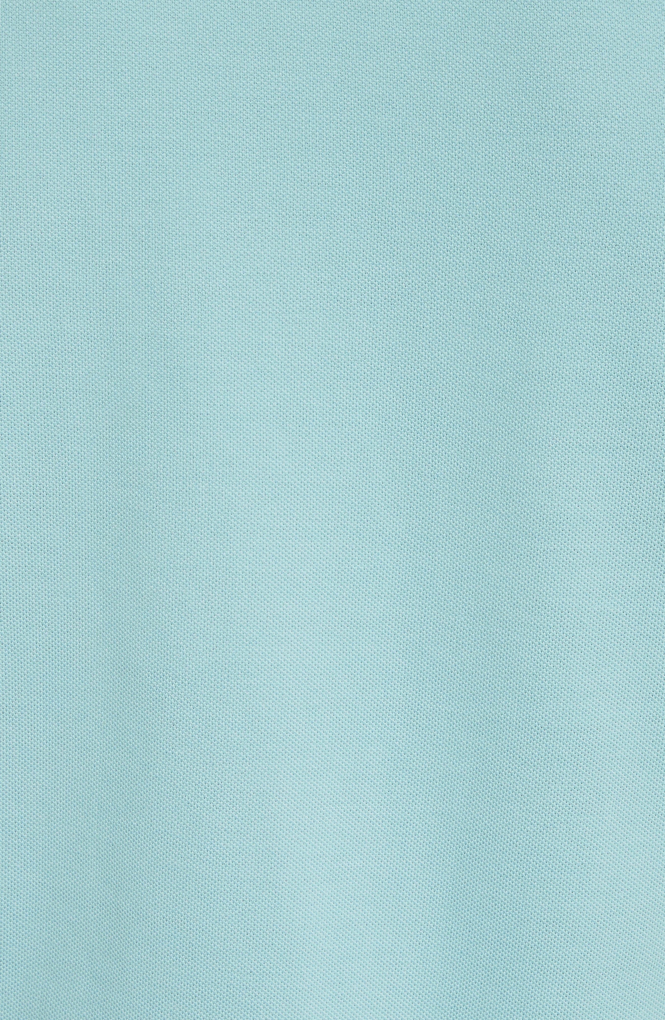 Alternate Image 5  - Burberry Piqué Polo