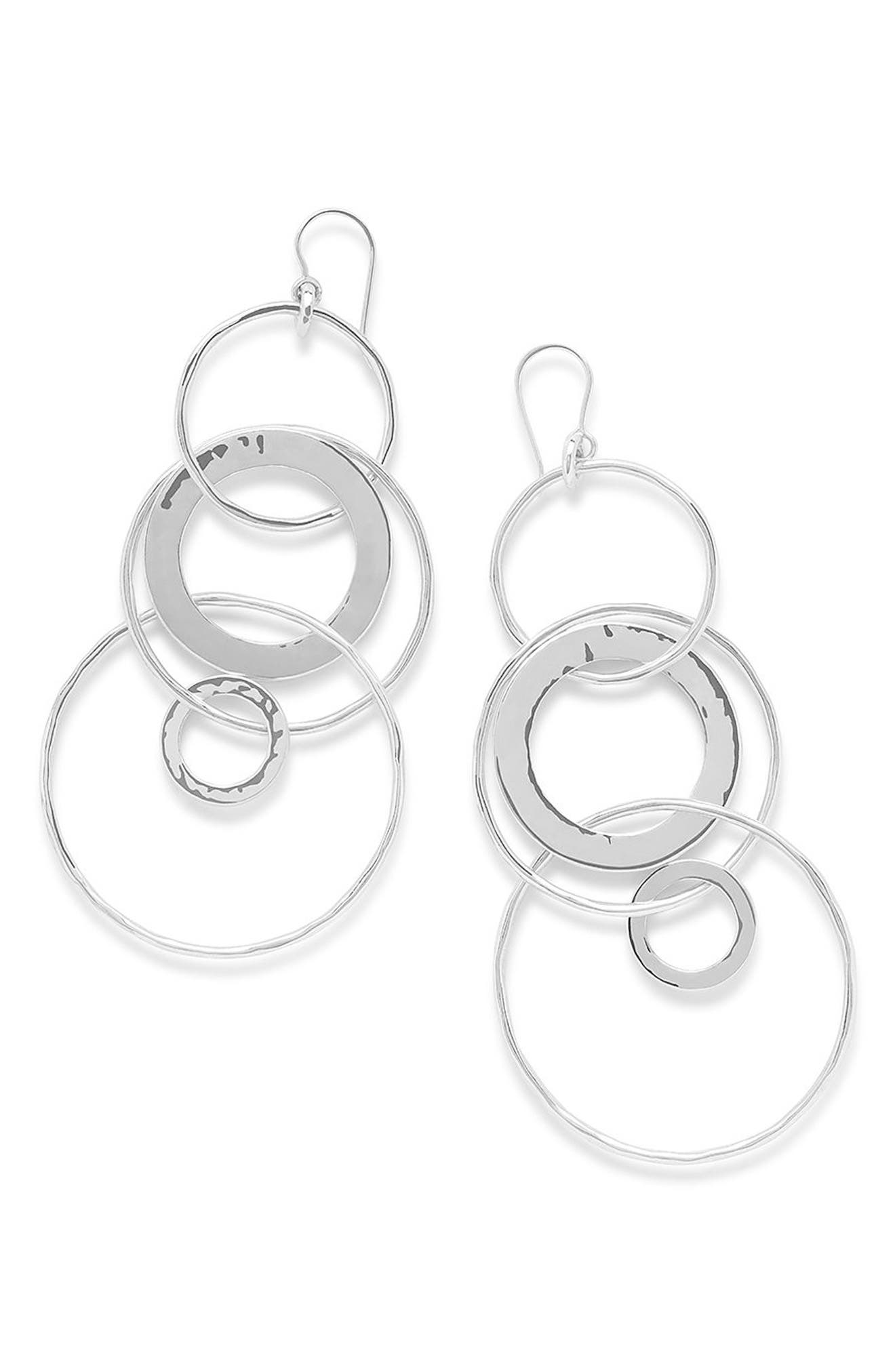 Ippolita Classico Large Link Drop Earrings