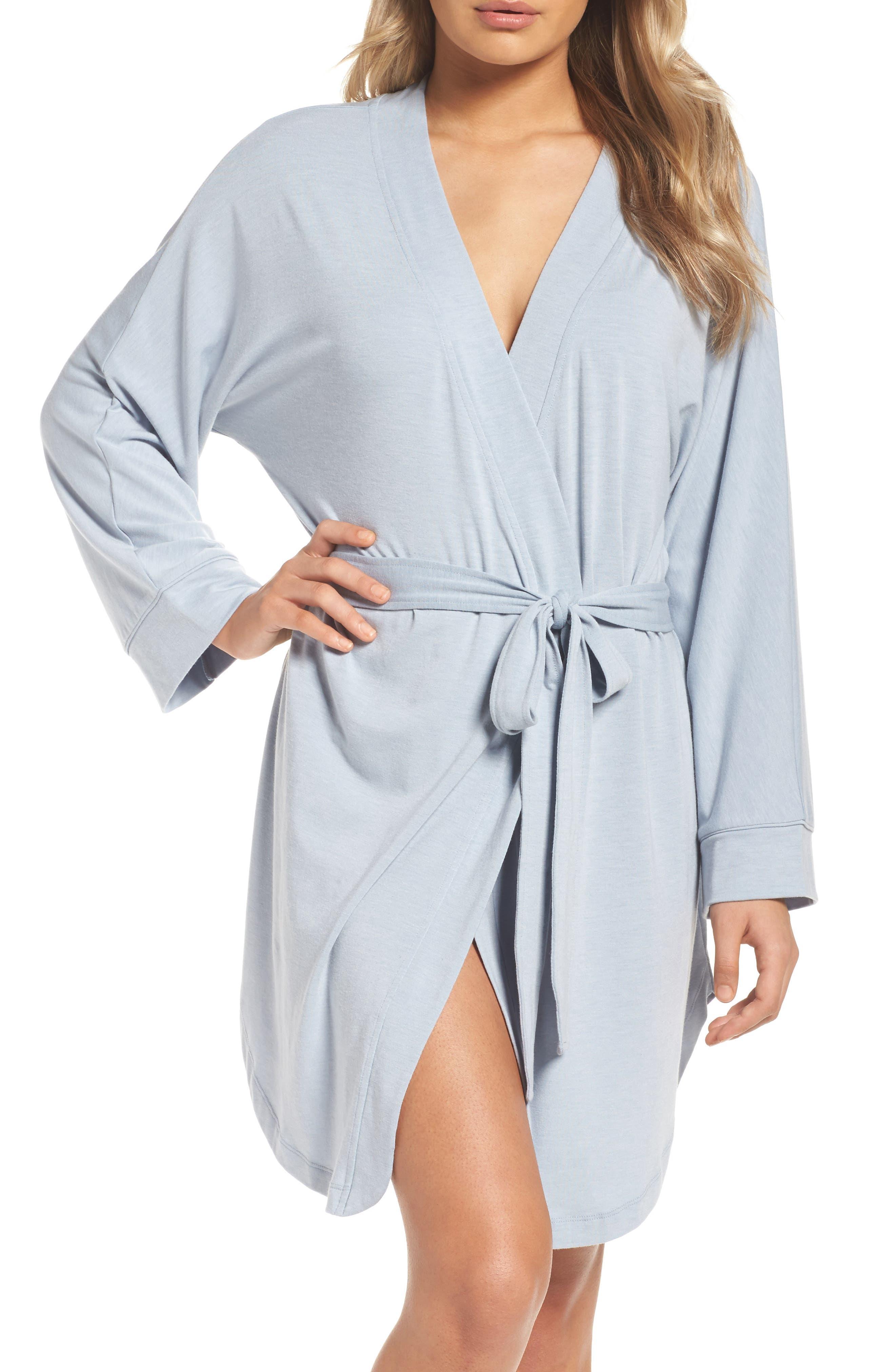Main Image - Honeydew Intimates Jersey Robe (2 for $60)