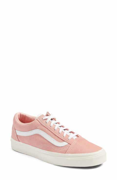 Blush Tennis Shoe Flats