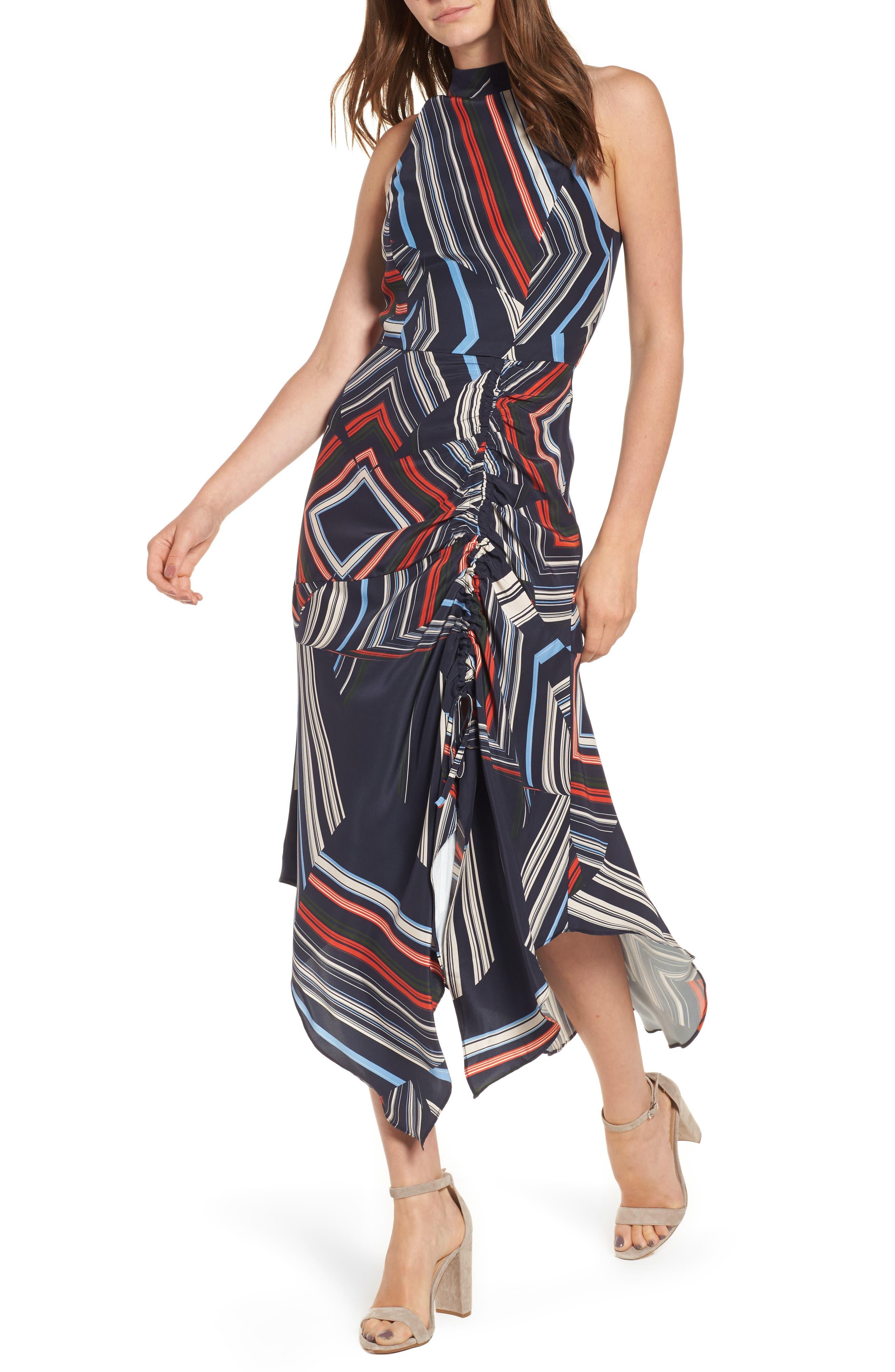 Parker Halter Maxi Dress