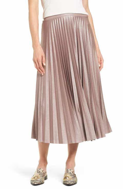 Mid-Length Skirts: A-Line, Pencil, Maxi, Miniskirts & More | Nordstrom