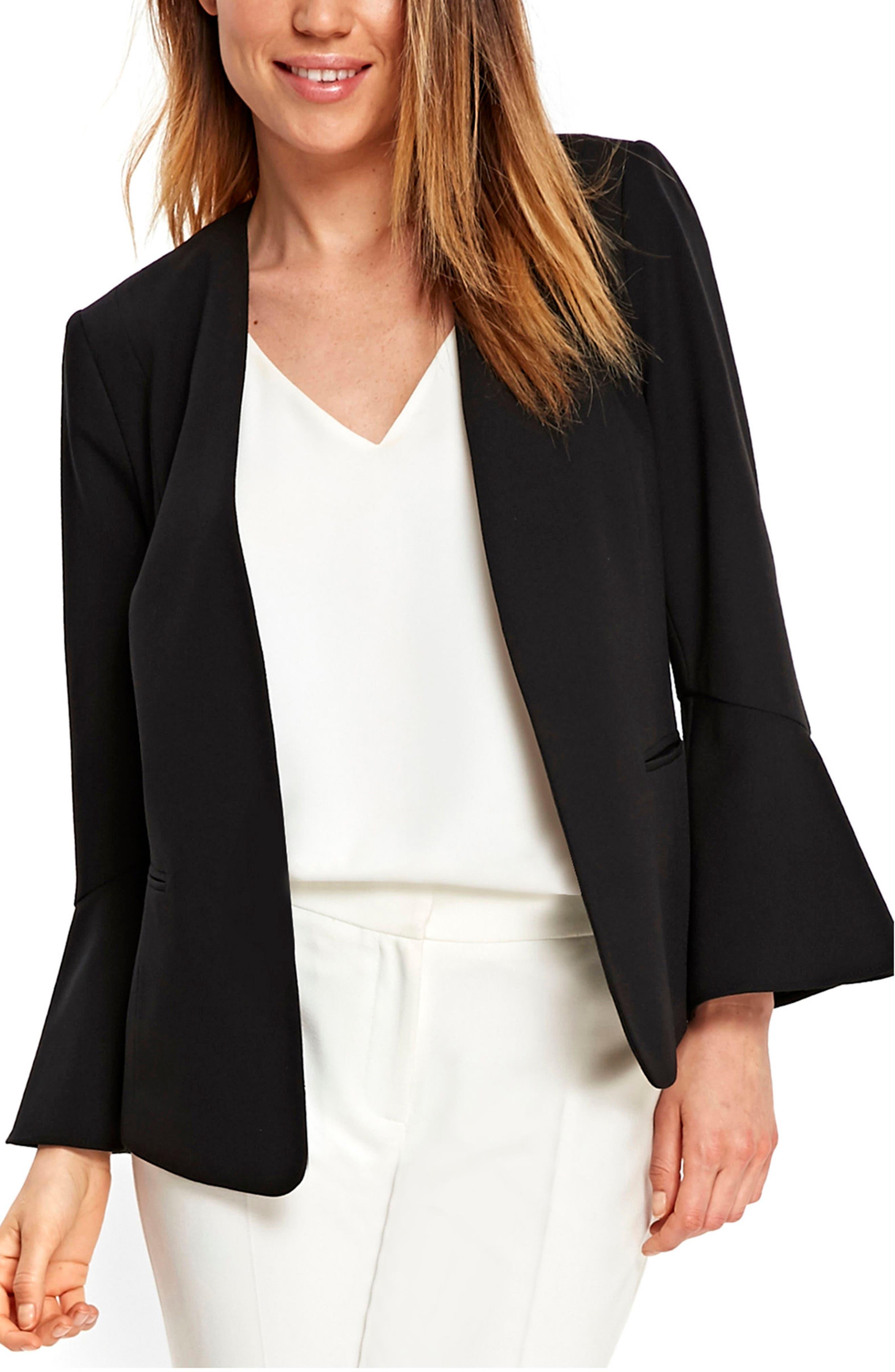 Wallis Bell Sleeve Jacket