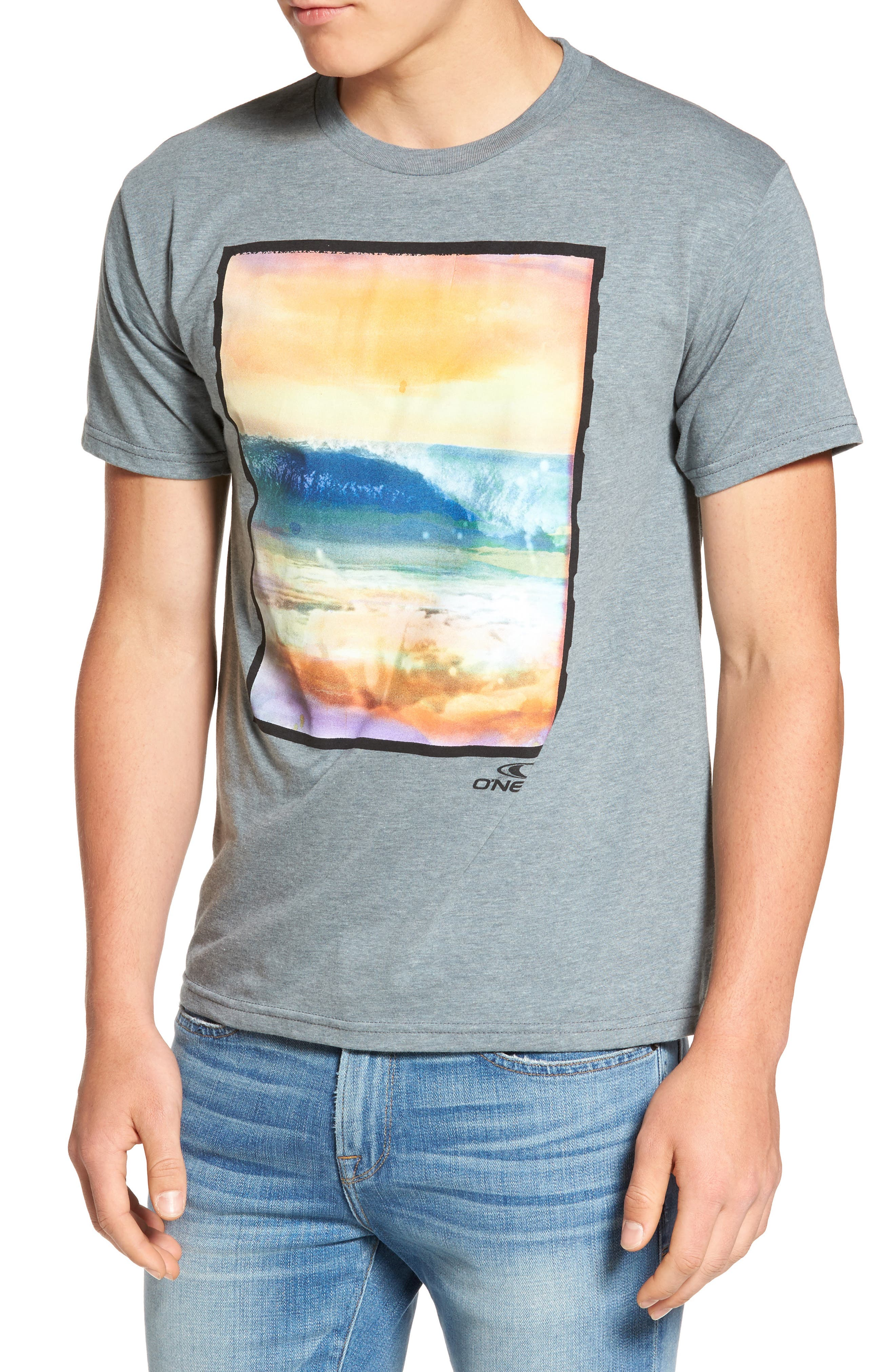 O'Neill Bright Lights Graphic T-Shirt