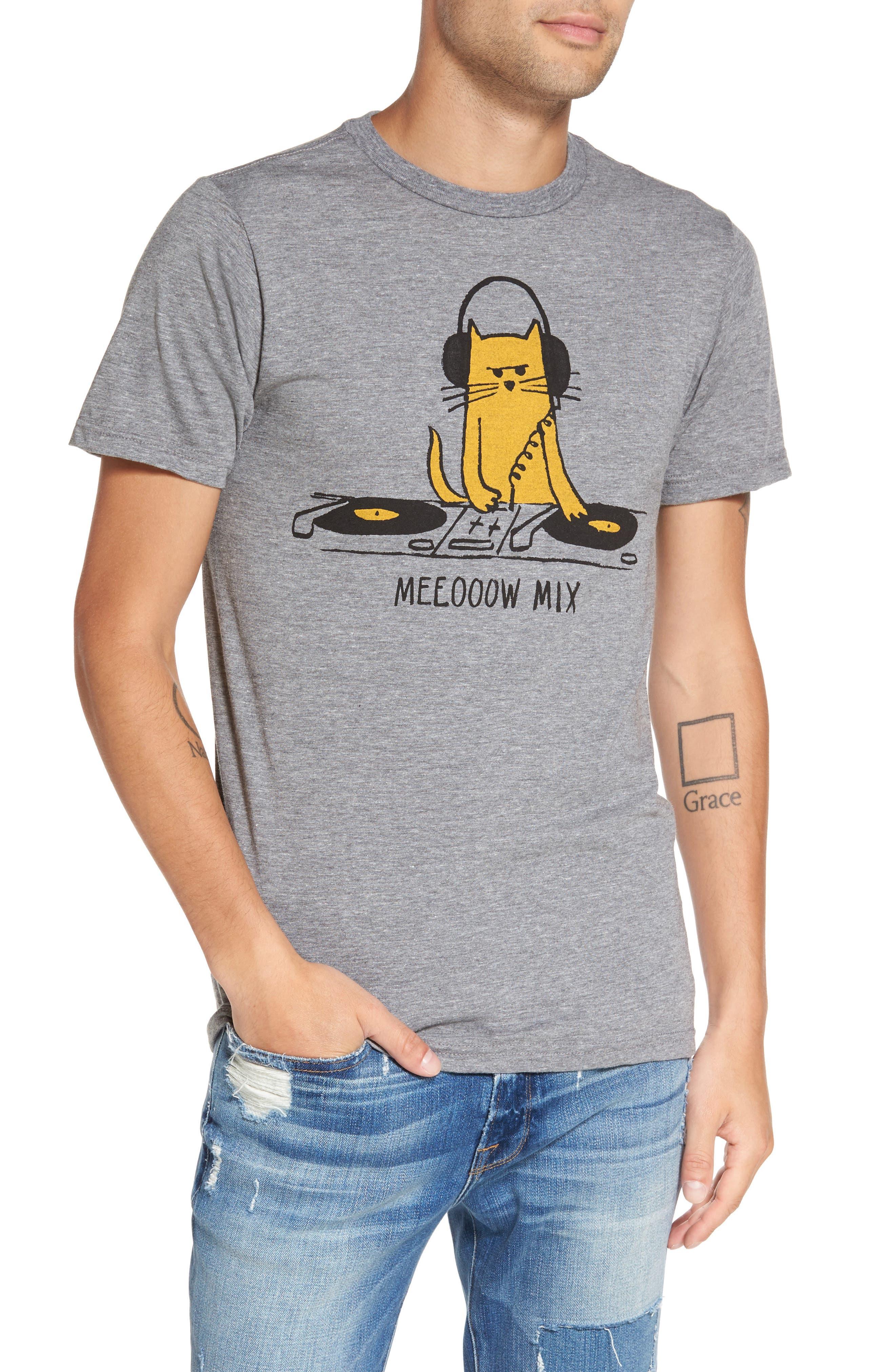 PalmerCash Meeooow Mix T-Shirt