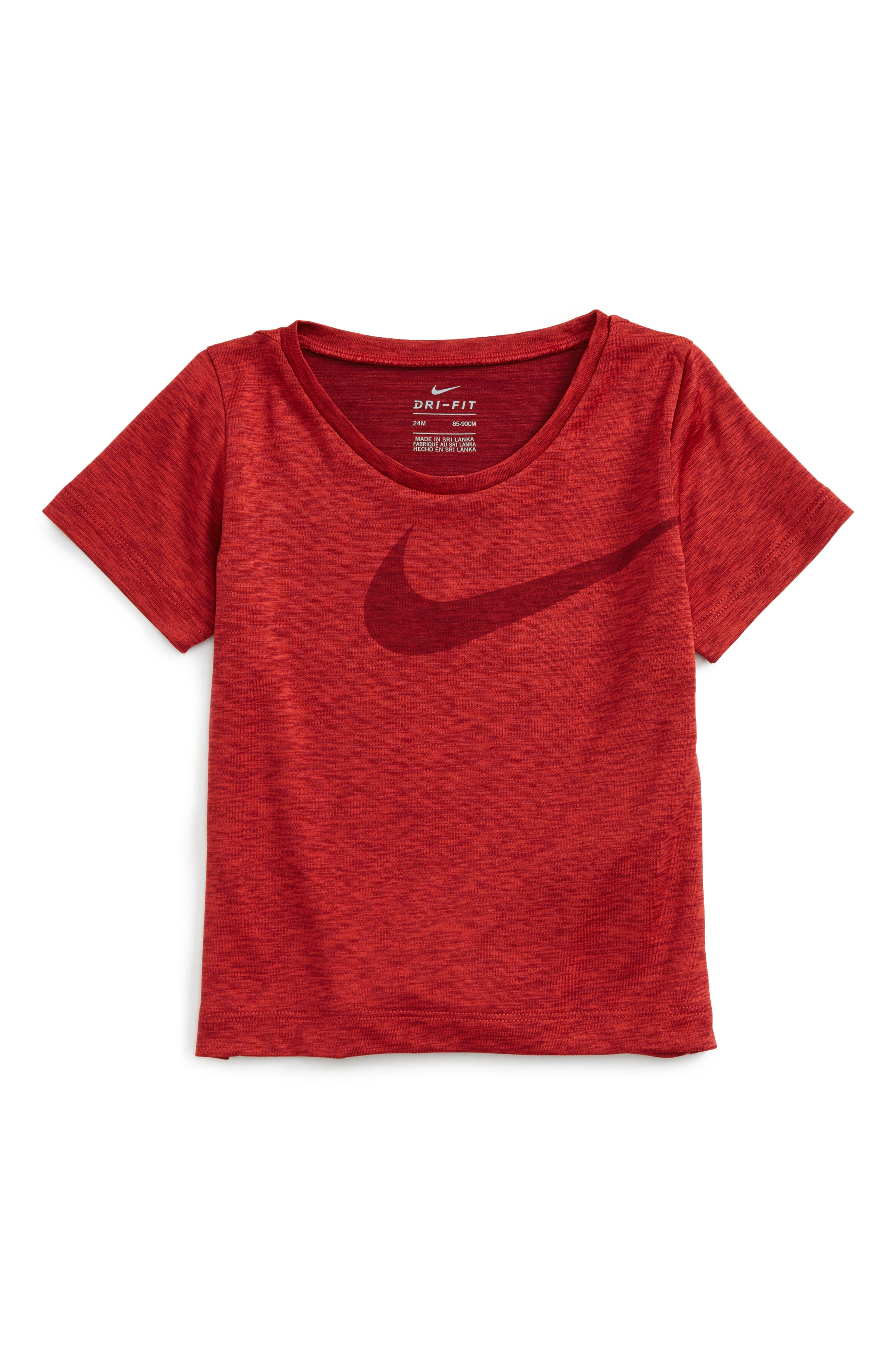 Nike Dry Logo Graphic T-Shirt (Baby Boys)