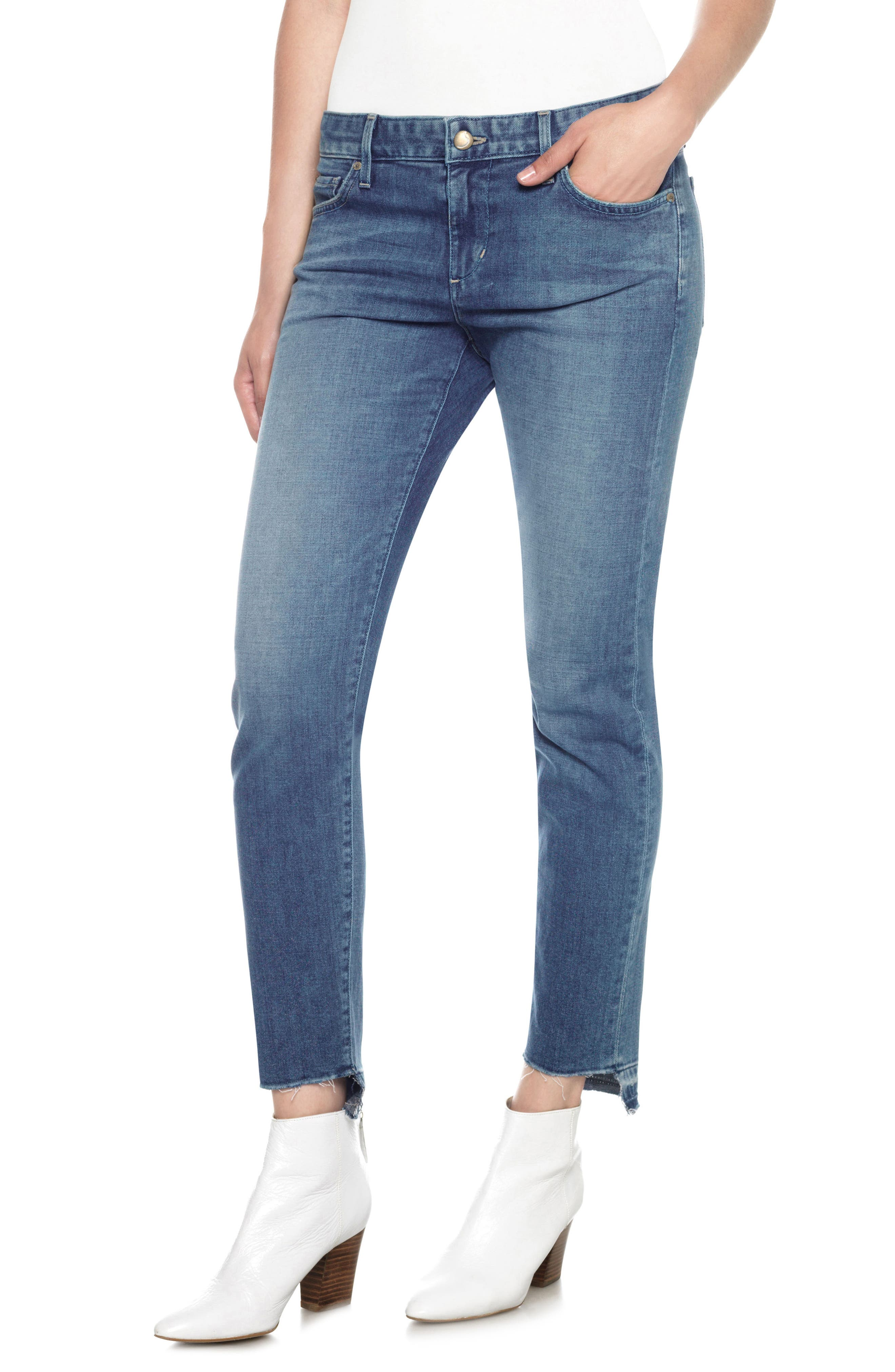 Joe's Ex-Lover Step Hem Crop Jeans (Pyper)