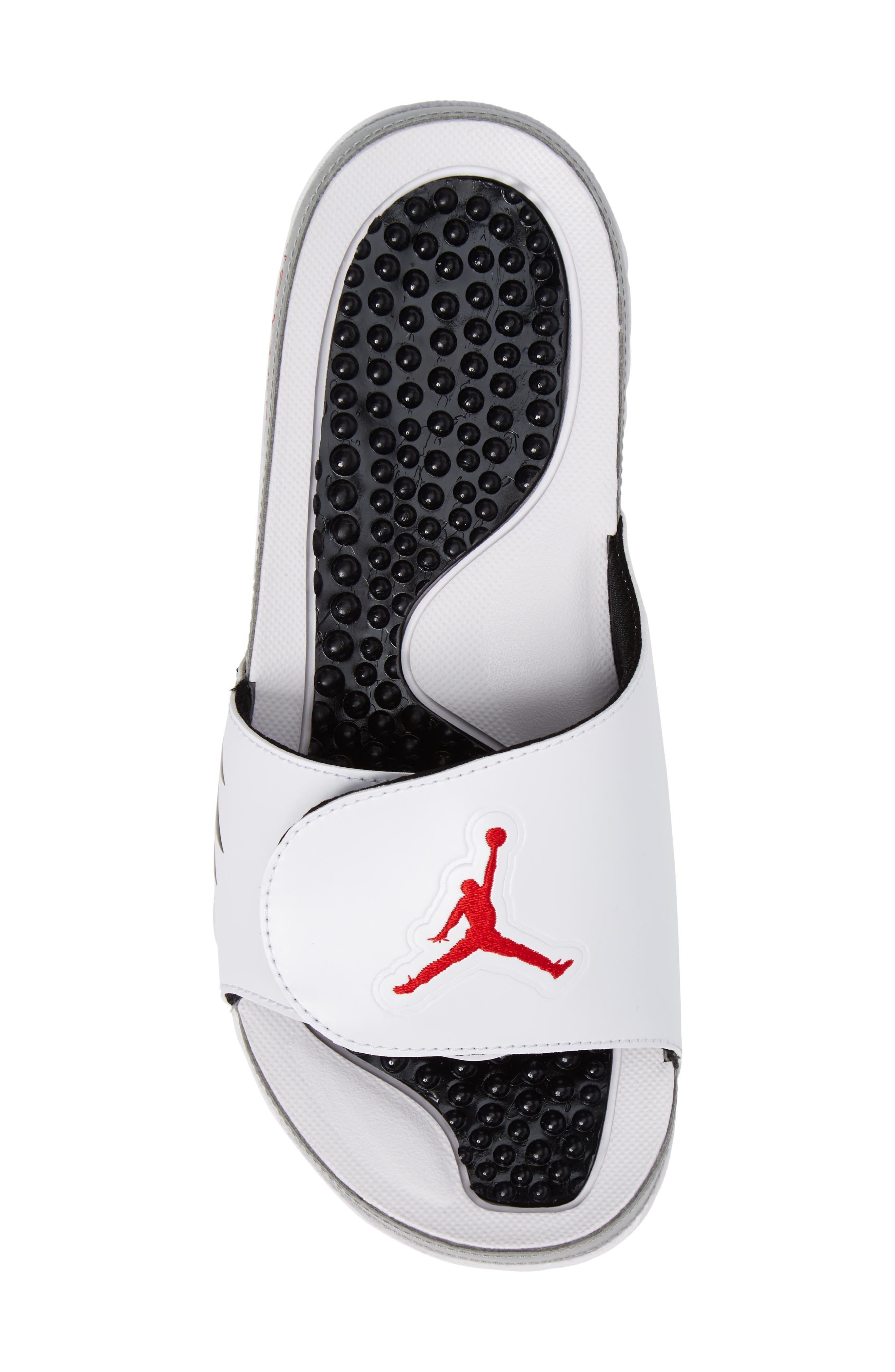 Alternate Image 5  - Nike 'Jordan Hydro V Retro' Slide (Men)