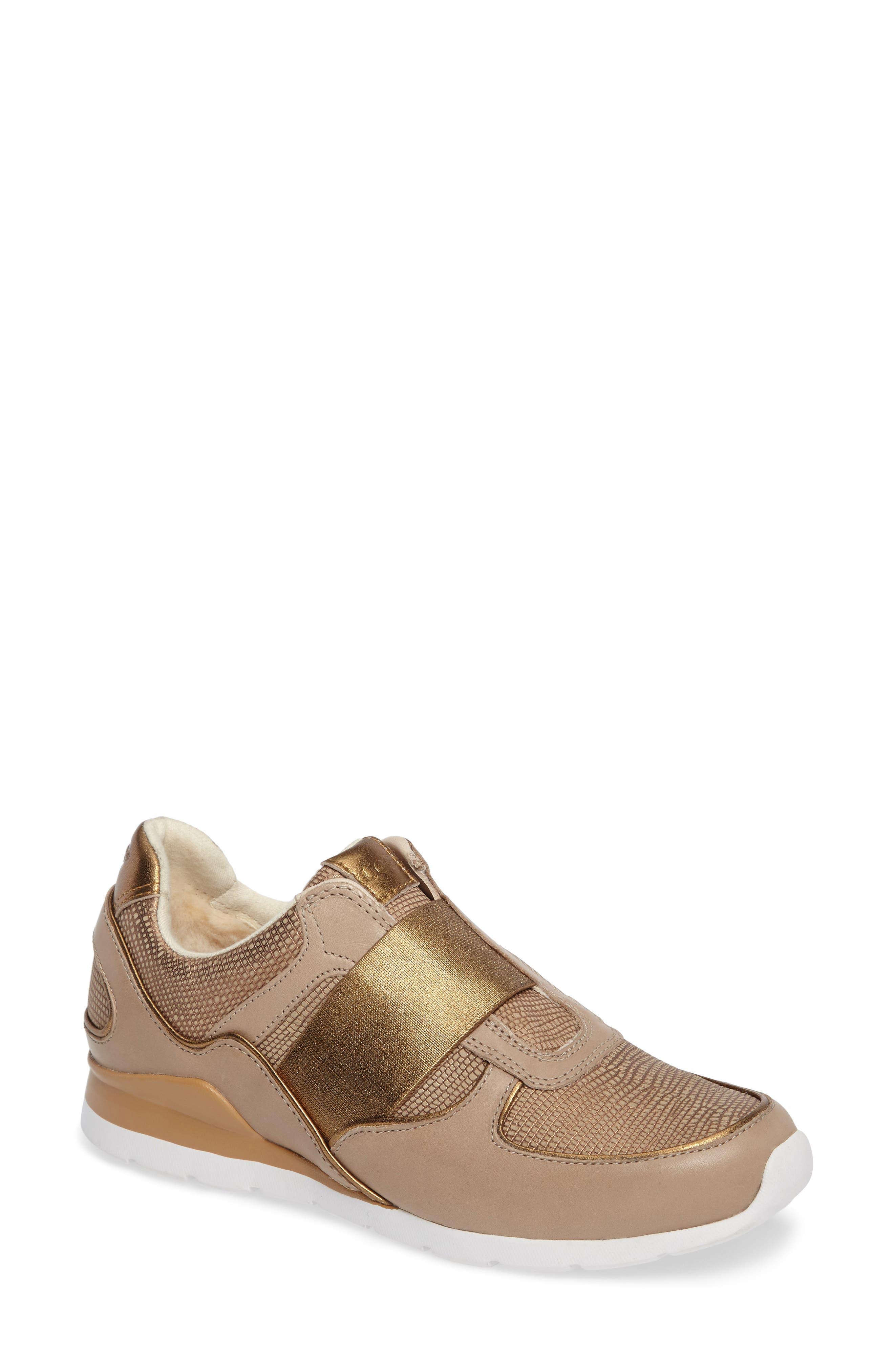 UGG® 'Annetta' Slip-On Sneaker (Women)