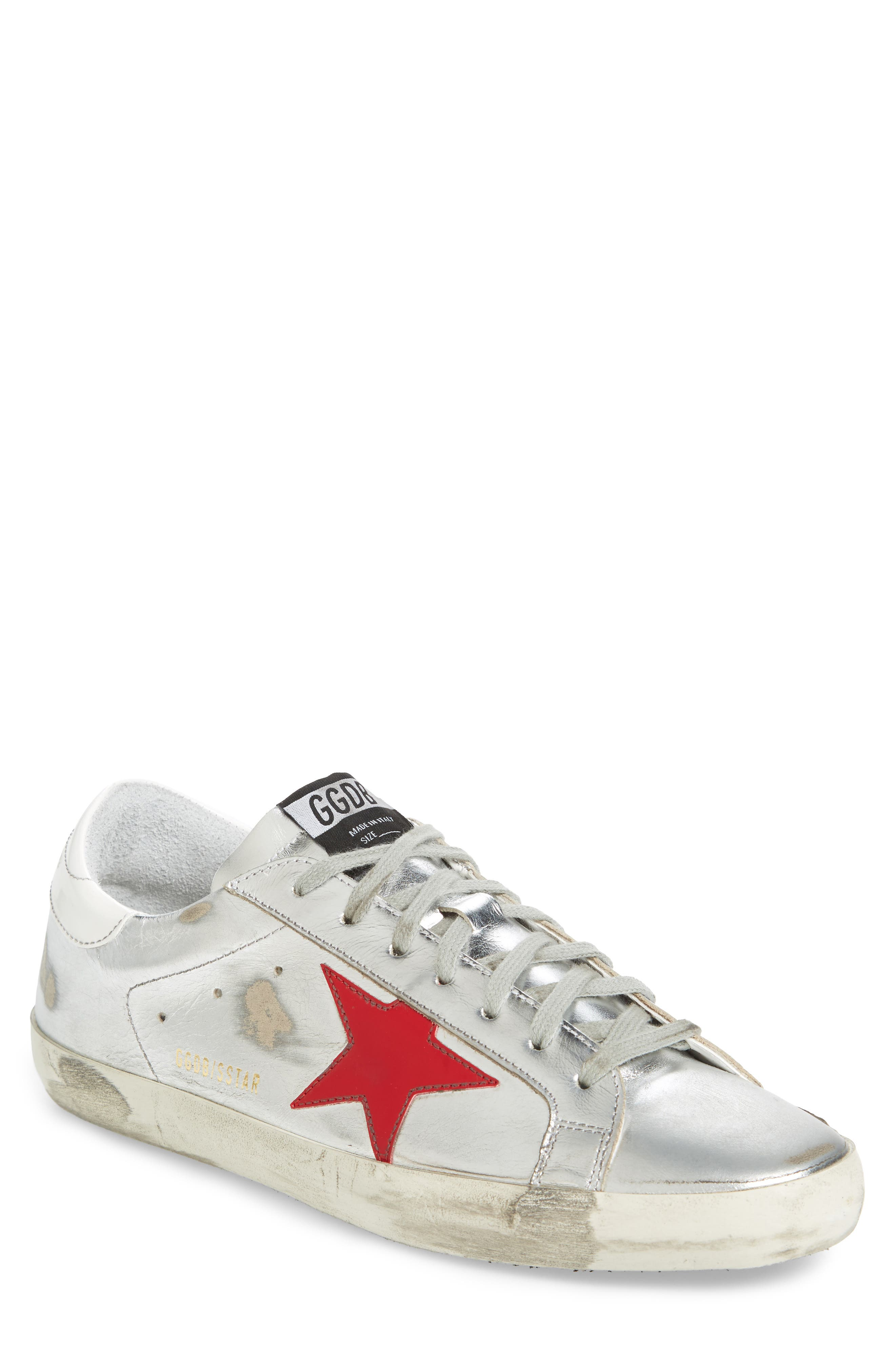 Golden Goose 'Superstar' Sneaker (Men)