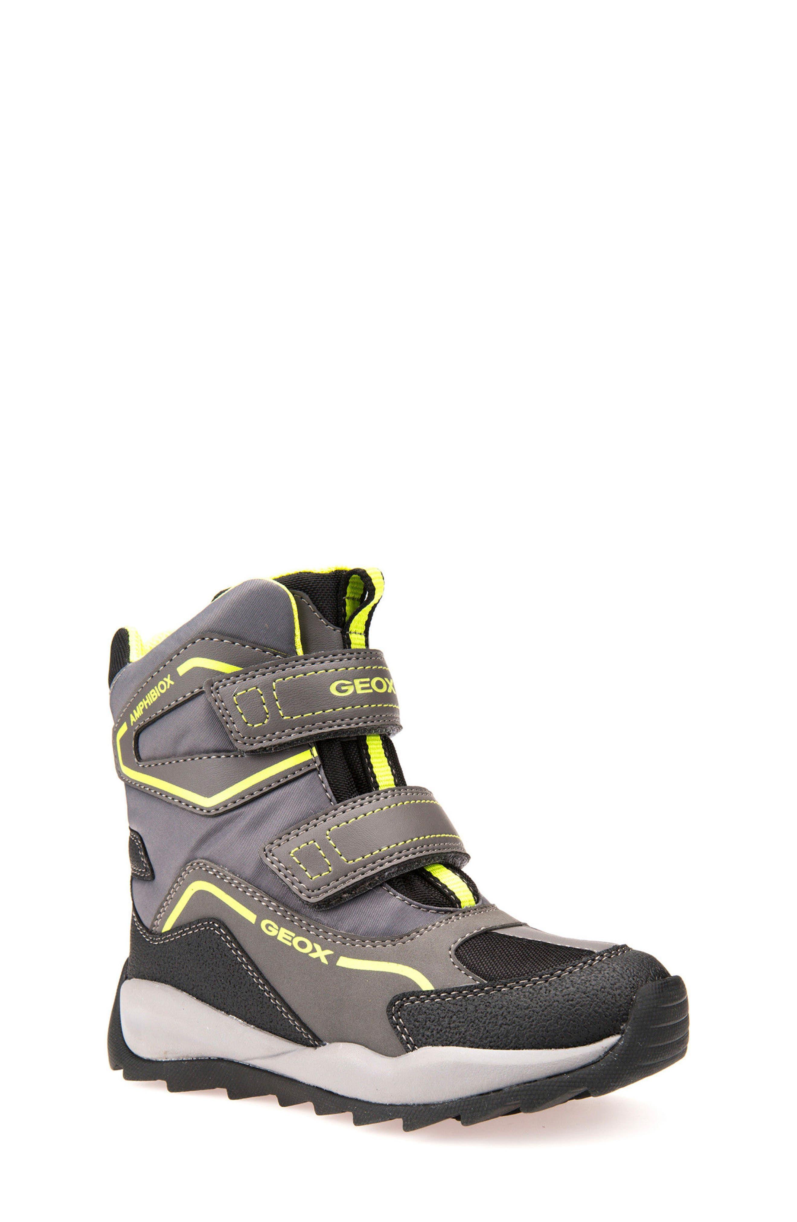 Geox Orizont ABX Waterproof Boot (Toddler, Little Kid & Big Kid)