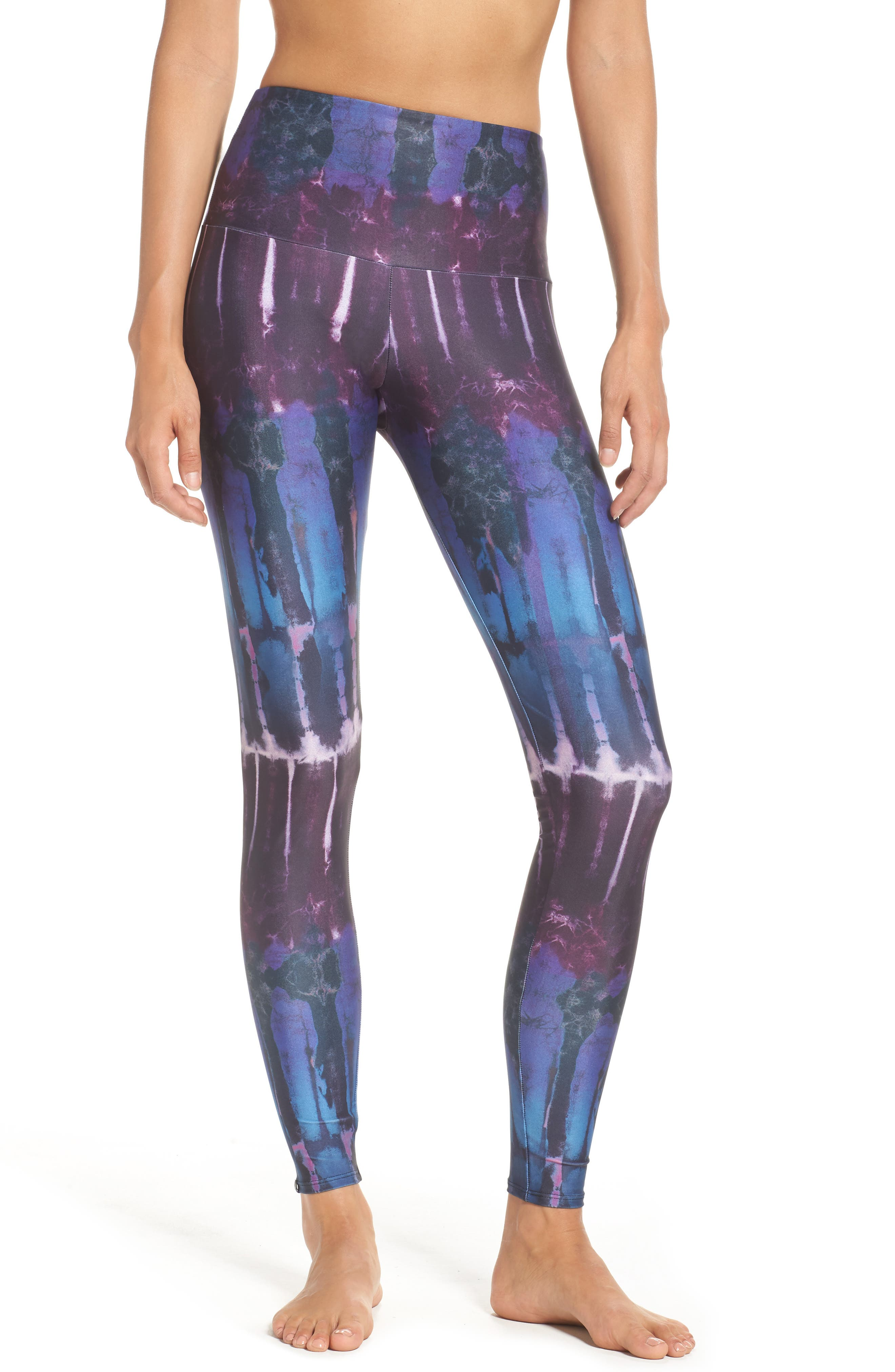 Onzie High Waist Print Leggings