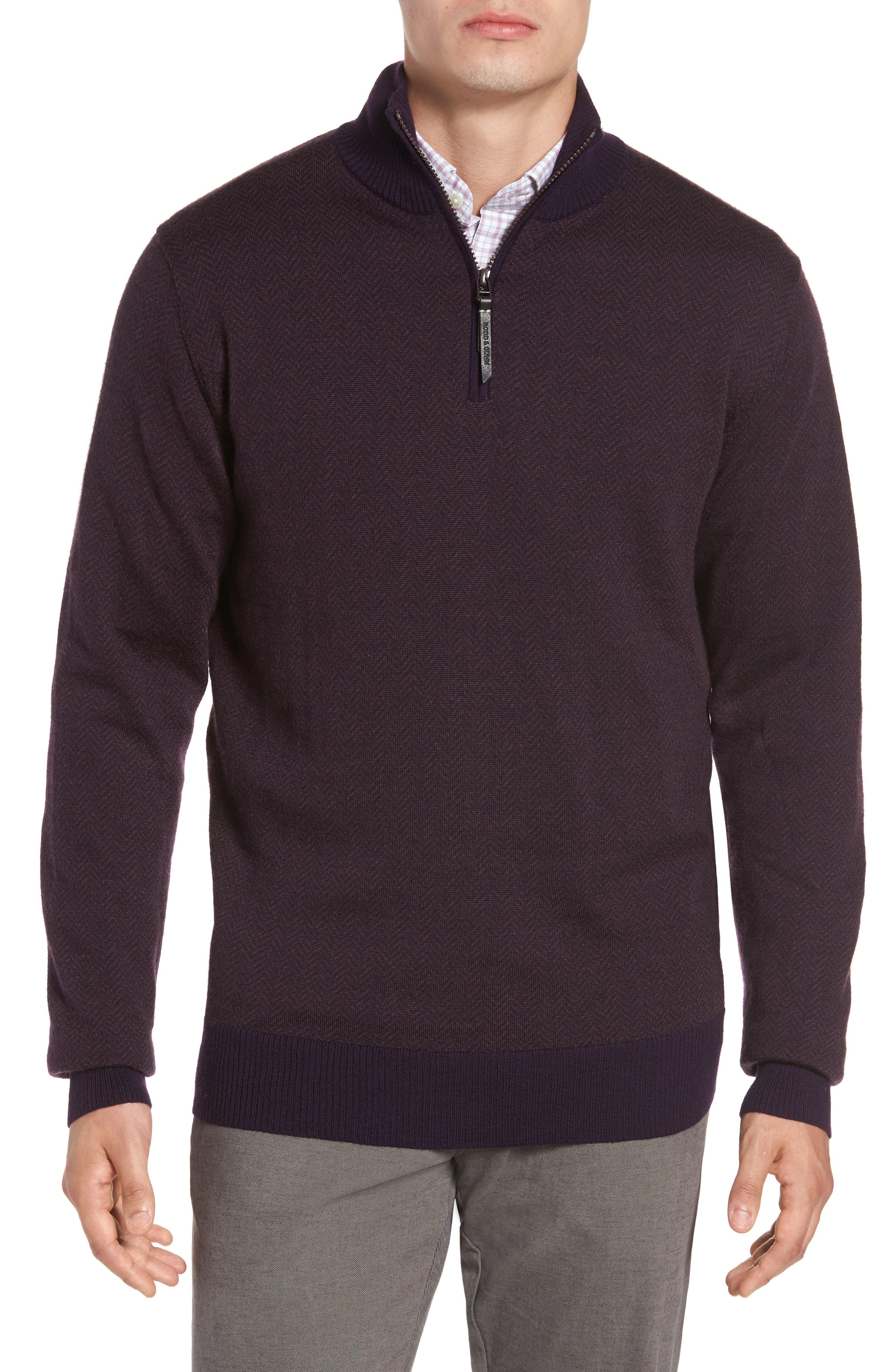 Rodd & Gunn Redwood Forest Wool Sweater