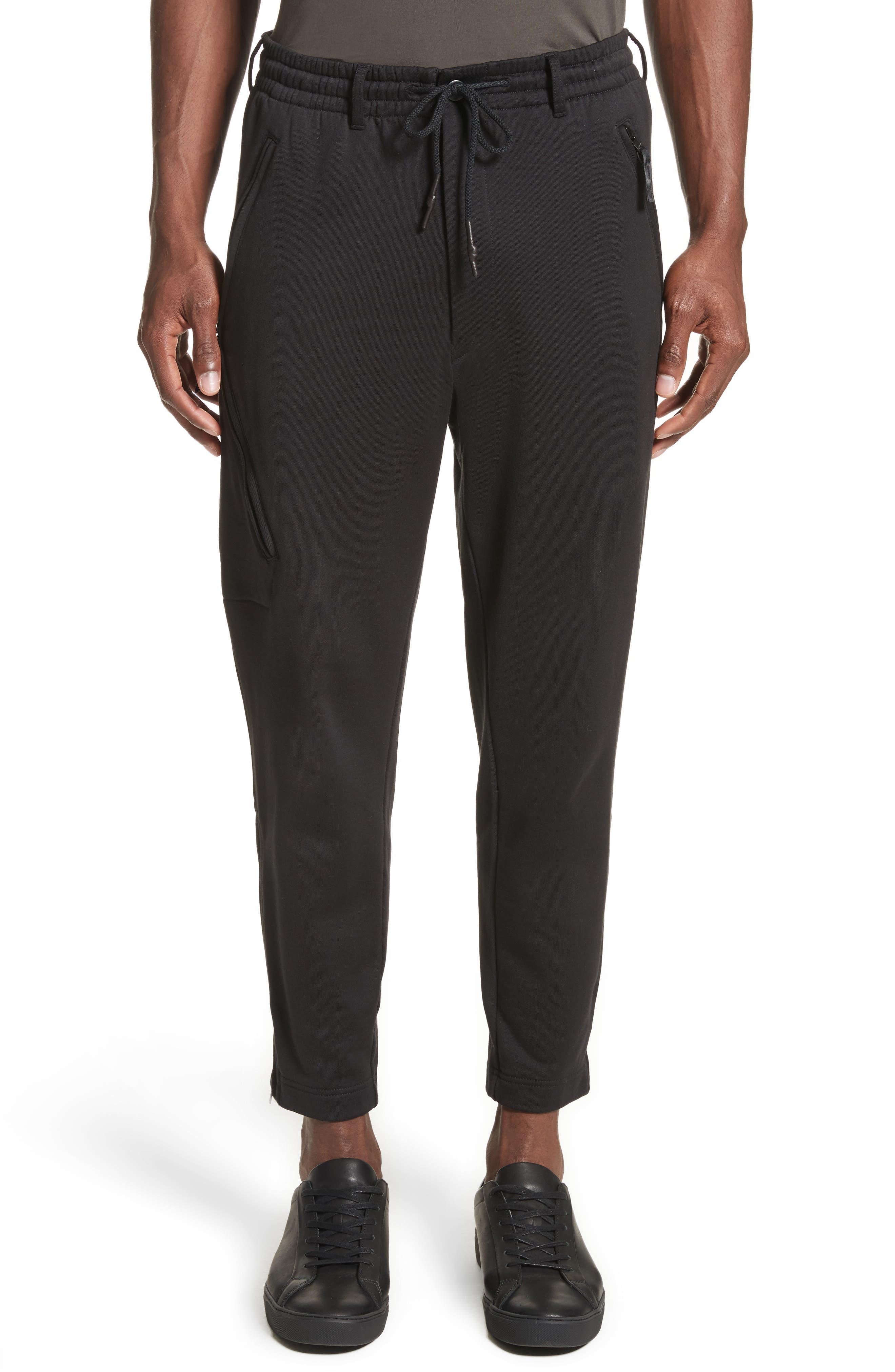 Y-3 Zip Sweatpants
