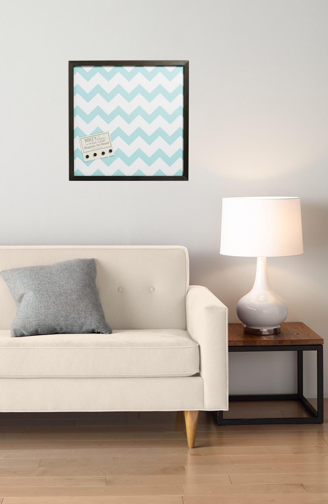 Alternate Image 2  - Petal Lane 'Bailey' Framed Magnet Art Board