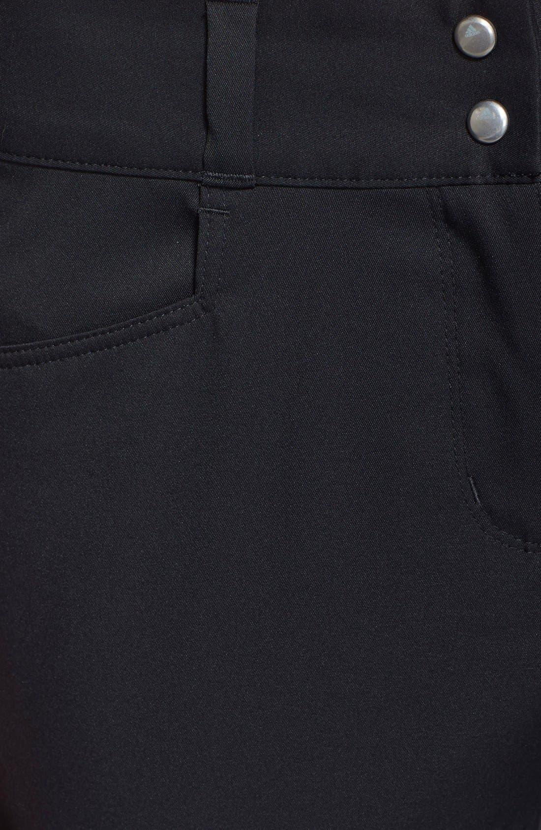 Alternate Image 4  - adidas Lightweight Regular Fit Golf Pants