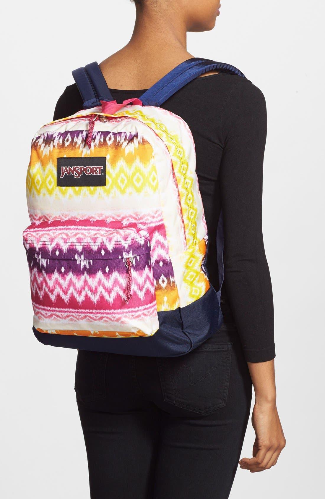 Alternate Image 2  - JanSport 'Black Label - SuperBreak' Backpack