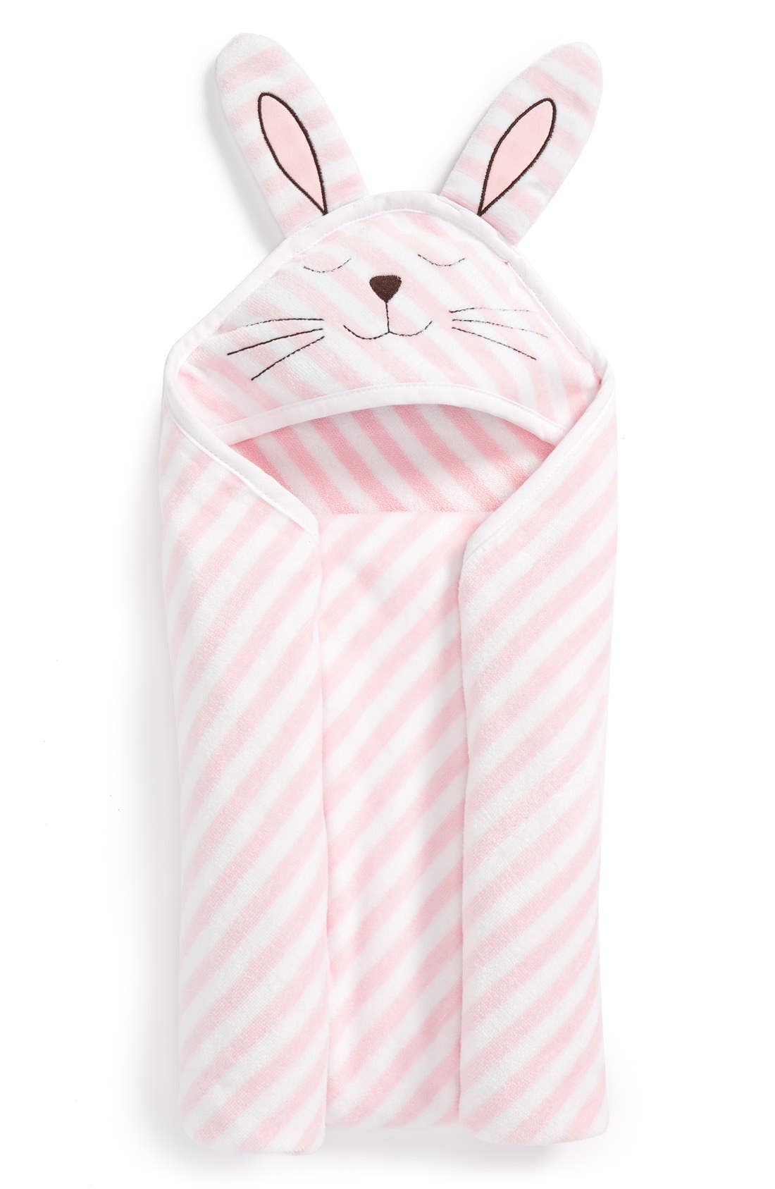 Alternate Image 1 Selected - Nordstrom Baby Hooded Animal Towel