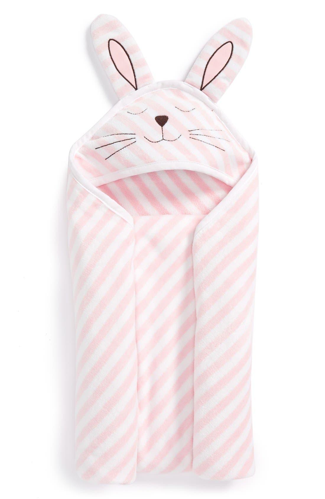 Main Image - Nordstrom Baby Hooded Animal Towel