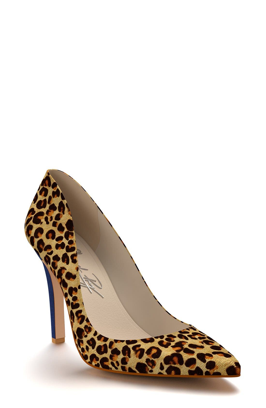 Alternate Image 1 Selected - Shoes of Prey Pointy Toe Pump (Women) (Nordstrom Exclusive)