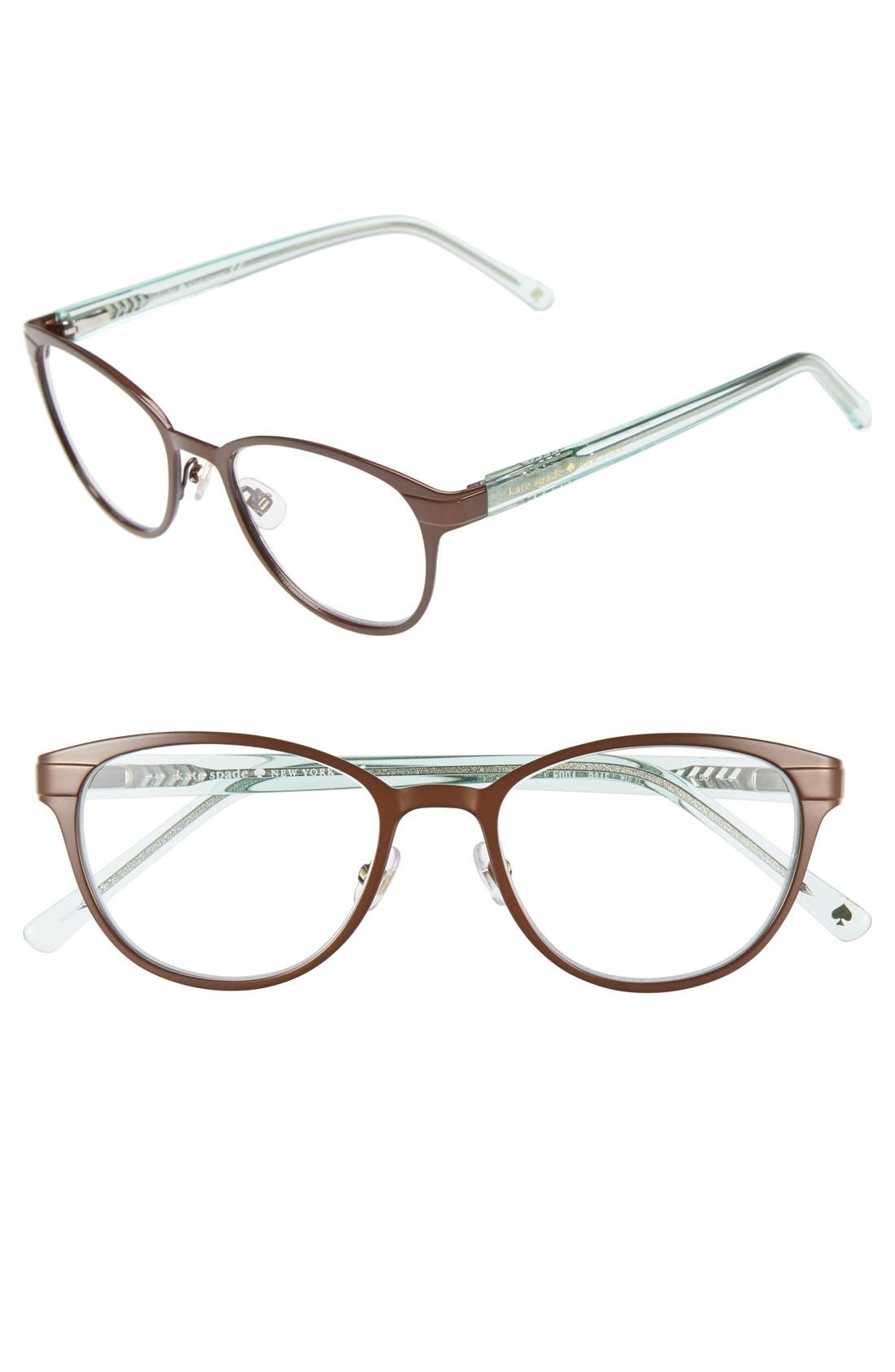 Alternate Image 1 Selected - kate spade new york 'ebba' 50mm reading glasses