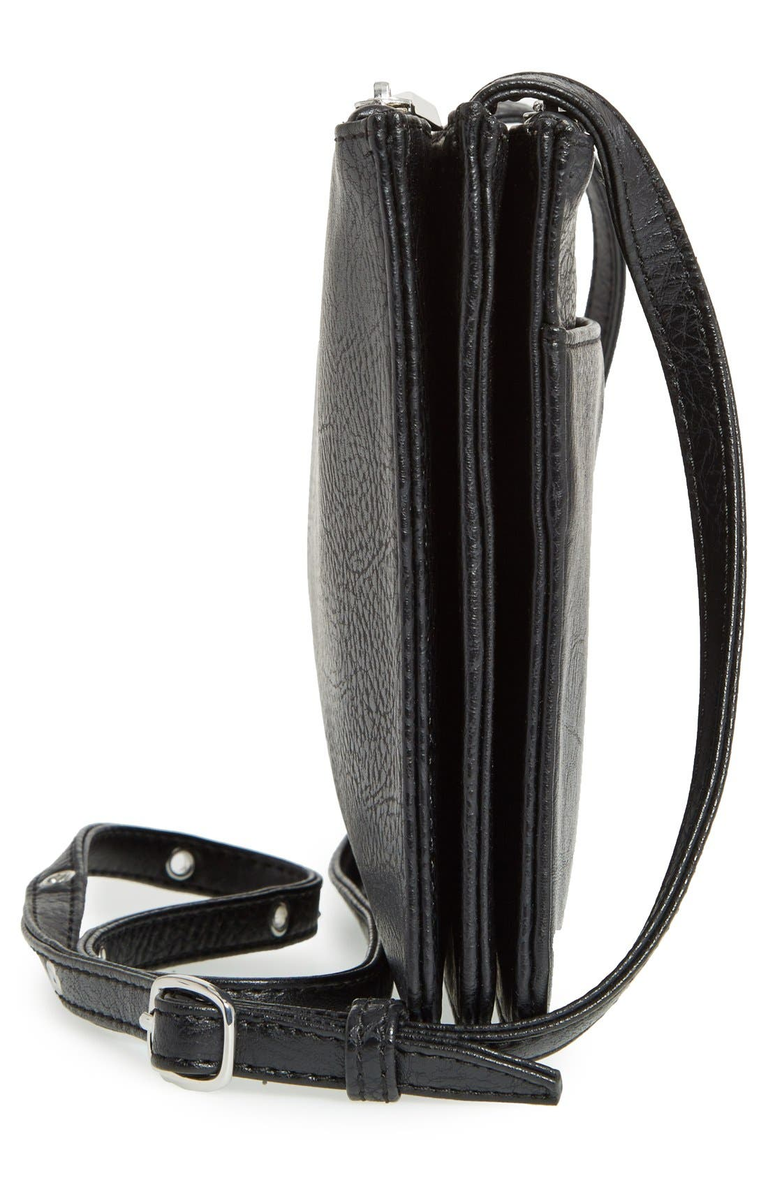 Alternate Image 5  - Matt & Nat 'Gil' Vegan Leather Crossbody Bag