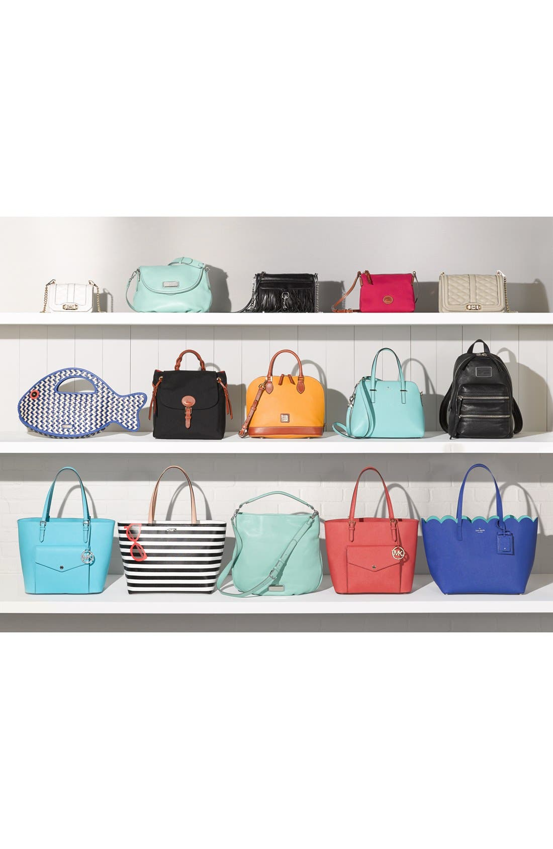 Alternate Image 8  - kate spade new york 'splash out - francis' tote