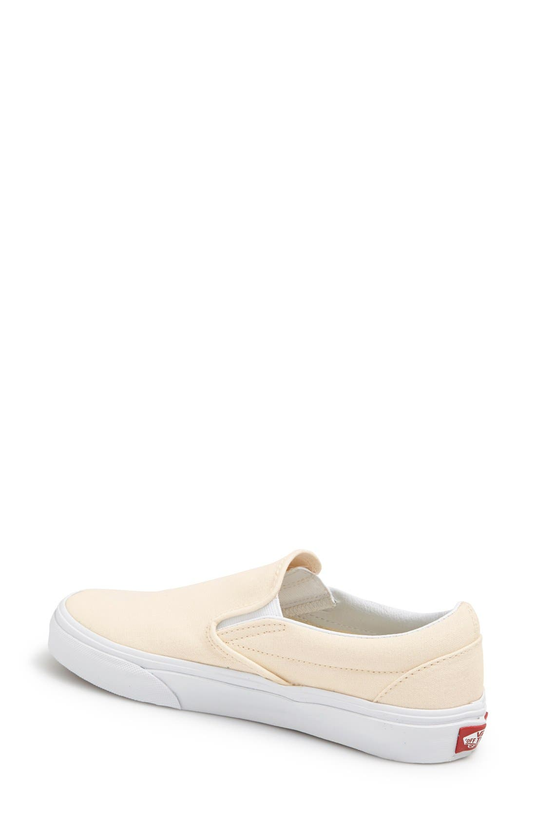 Alternate Image 2  - Vans 'Classic' Slip-On (Women)