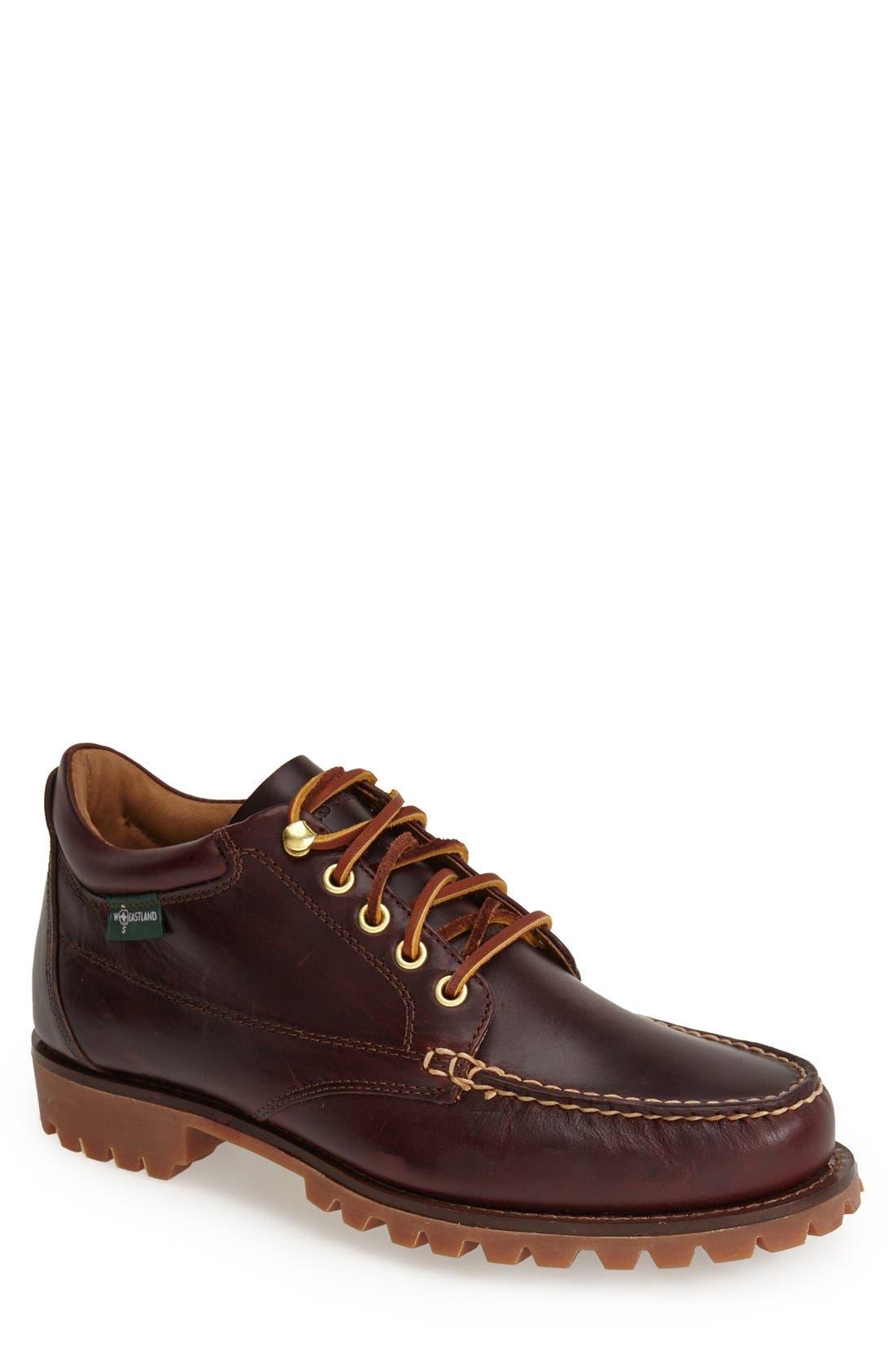 Eastland 'Brooklyn 1955' Leather Moc Toe Boot (Men)