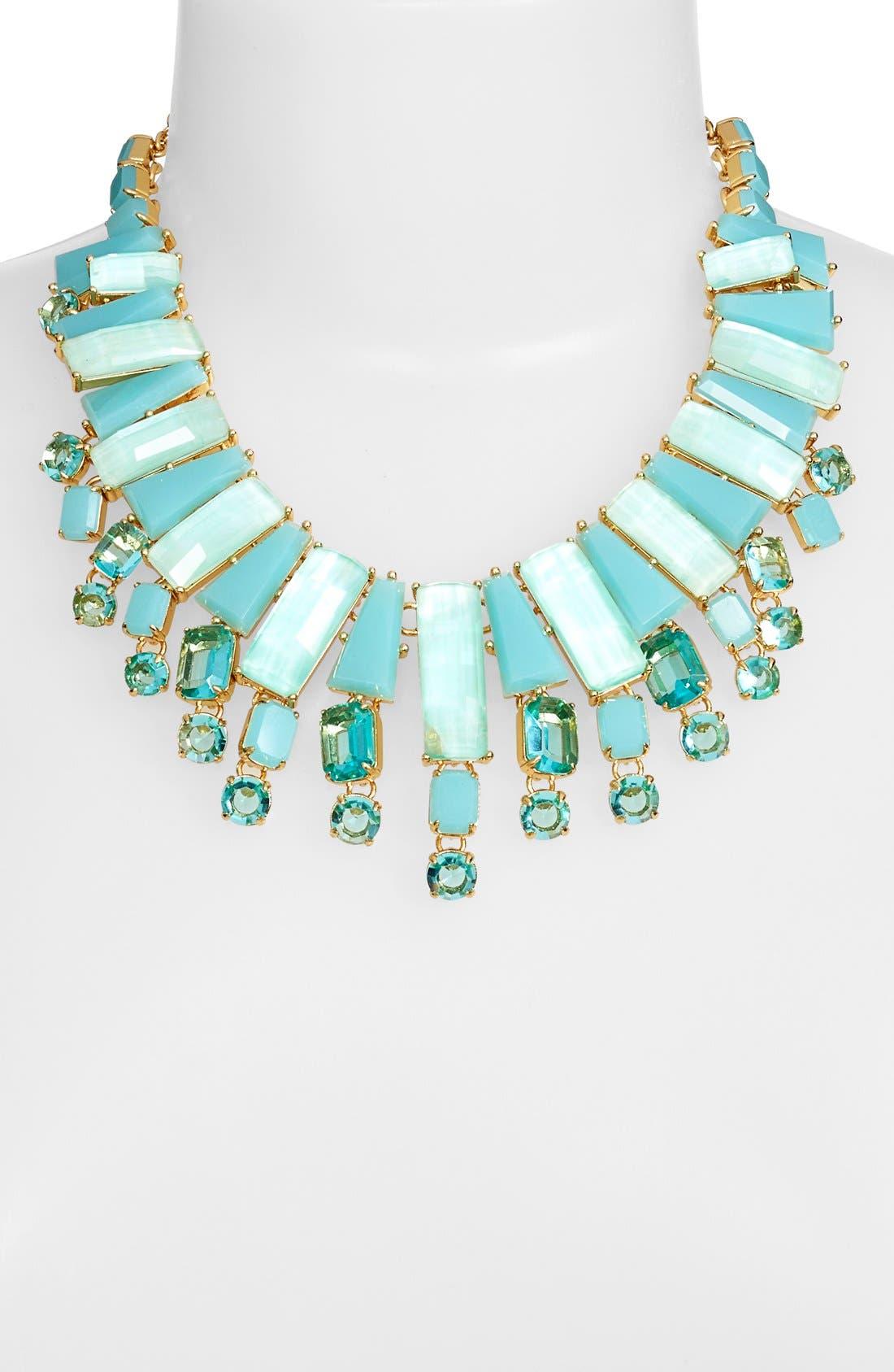 Alternate Image 2  - kate spade new york 'beach gem' statement necklace