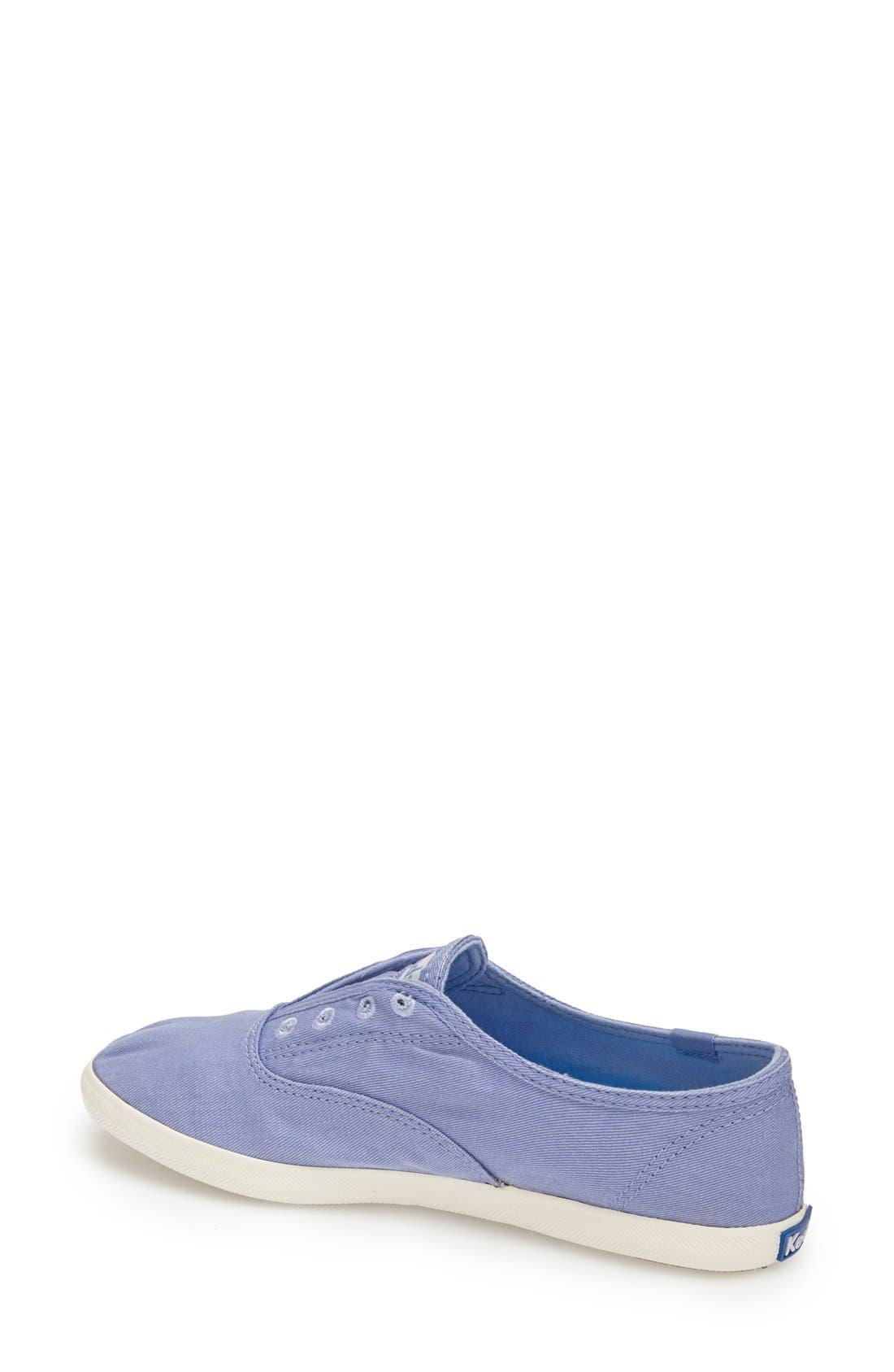 Alternate Image 2  - Keds® 'Chillax' Ripstop Slip-On Sneaker (Women)