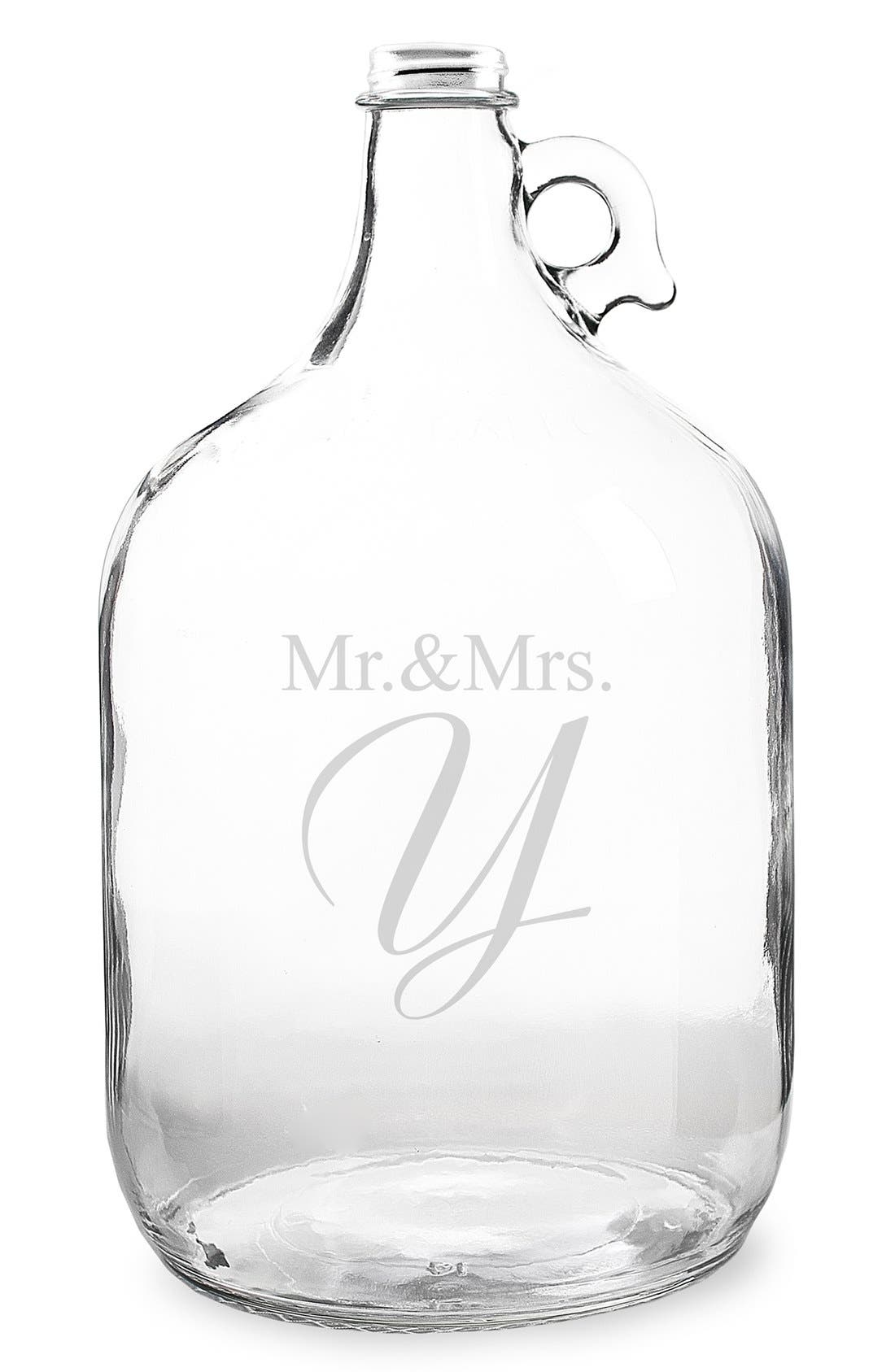 CATHY'S CONCEPTS 'Mr. & Mrs. - Wedding Wishes