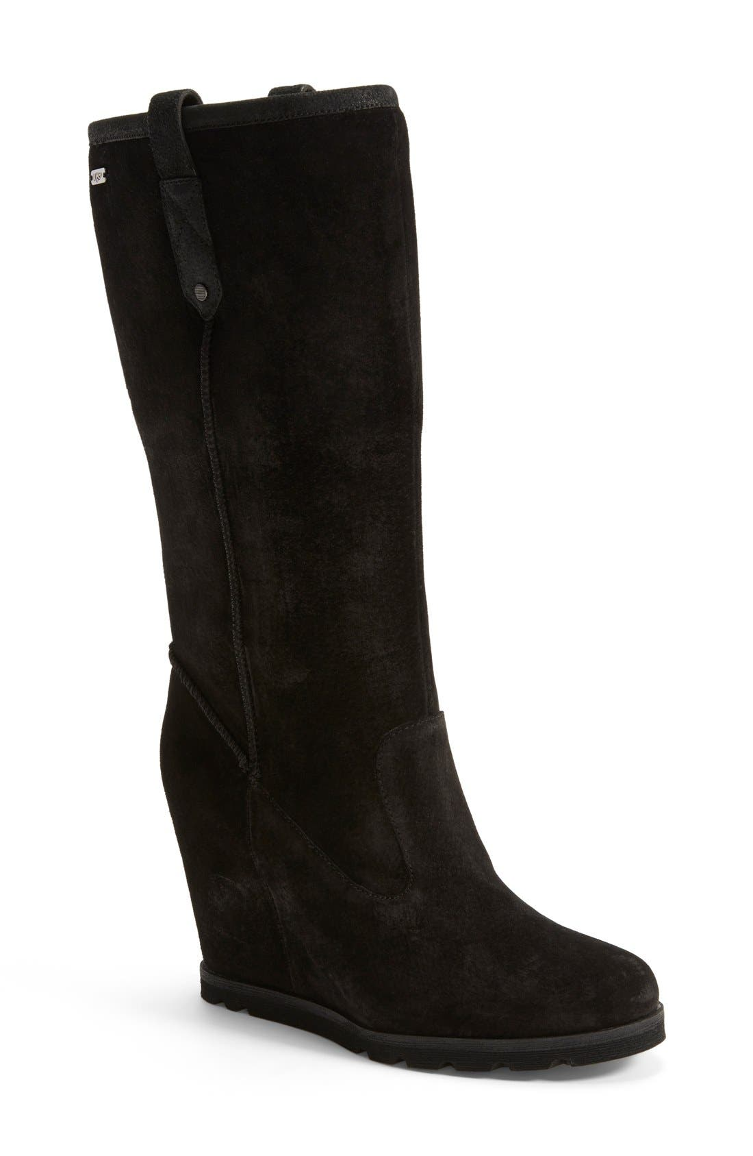Alternate Image 1 Selected - UGG® Australia 'Soleil' Water Resistant Boot (Women)